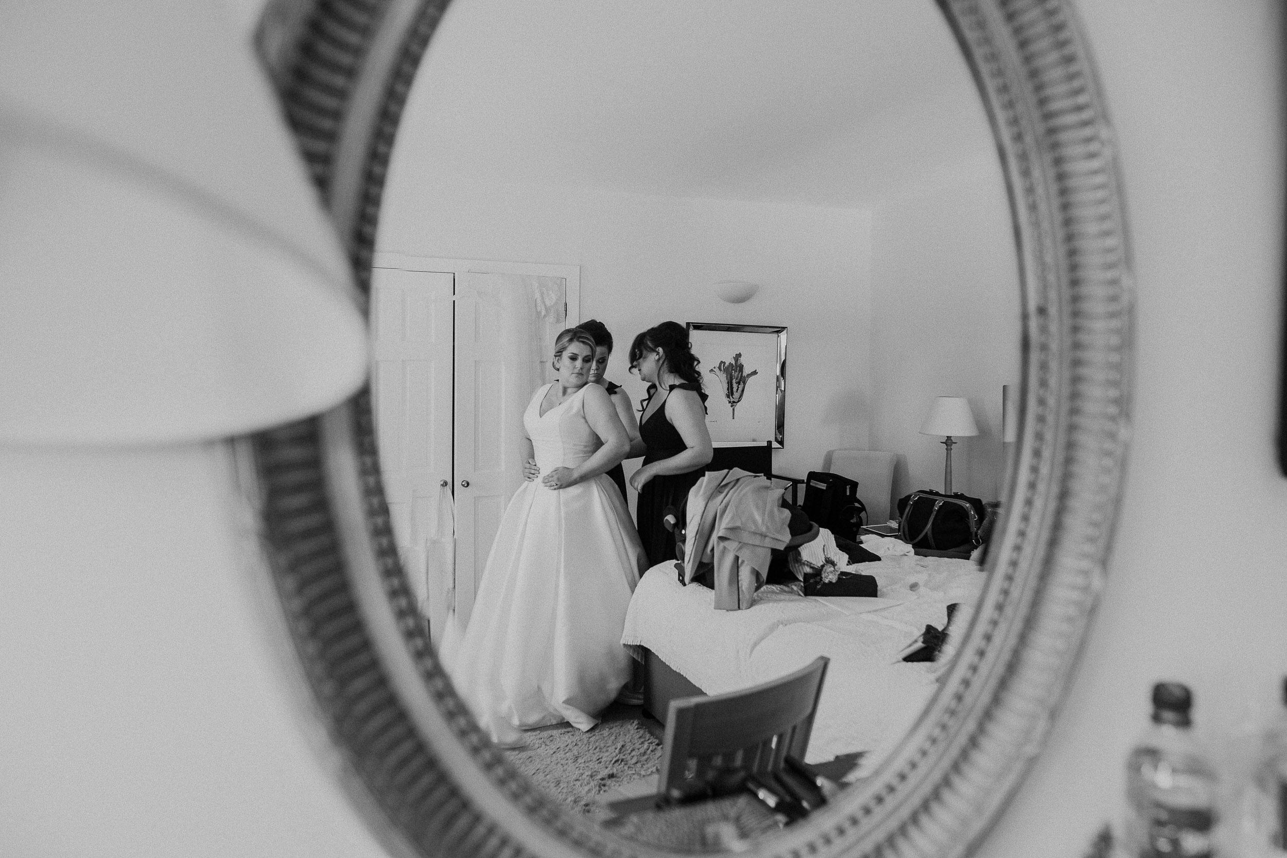 Quirky Wedding Photographer Scotland Glasgow Edinburgh Mirrorbox 038.jpg