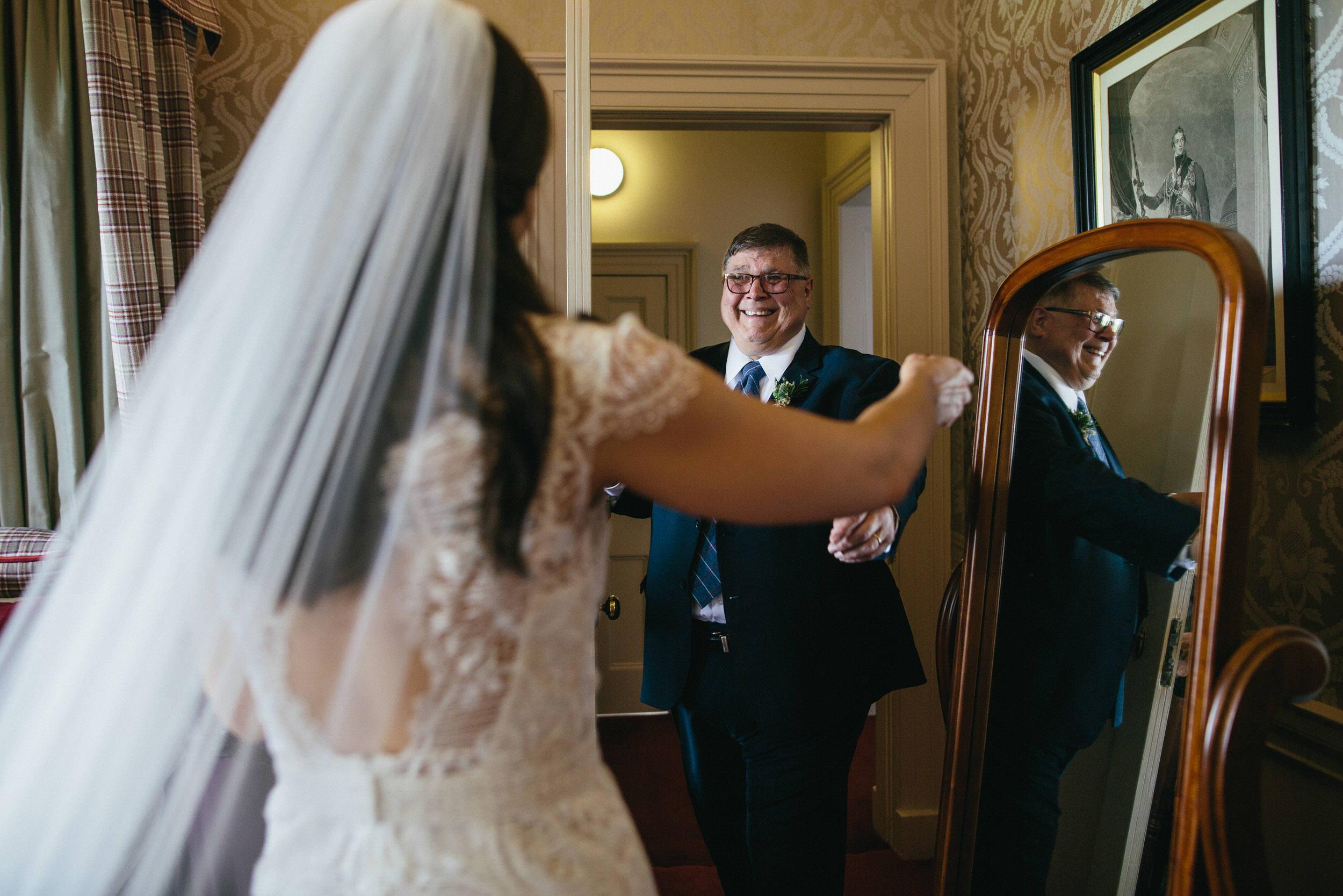 Quirky Wedding Photographer Scotland Glasgow Edinburgh Mirrorbox 051.jpg