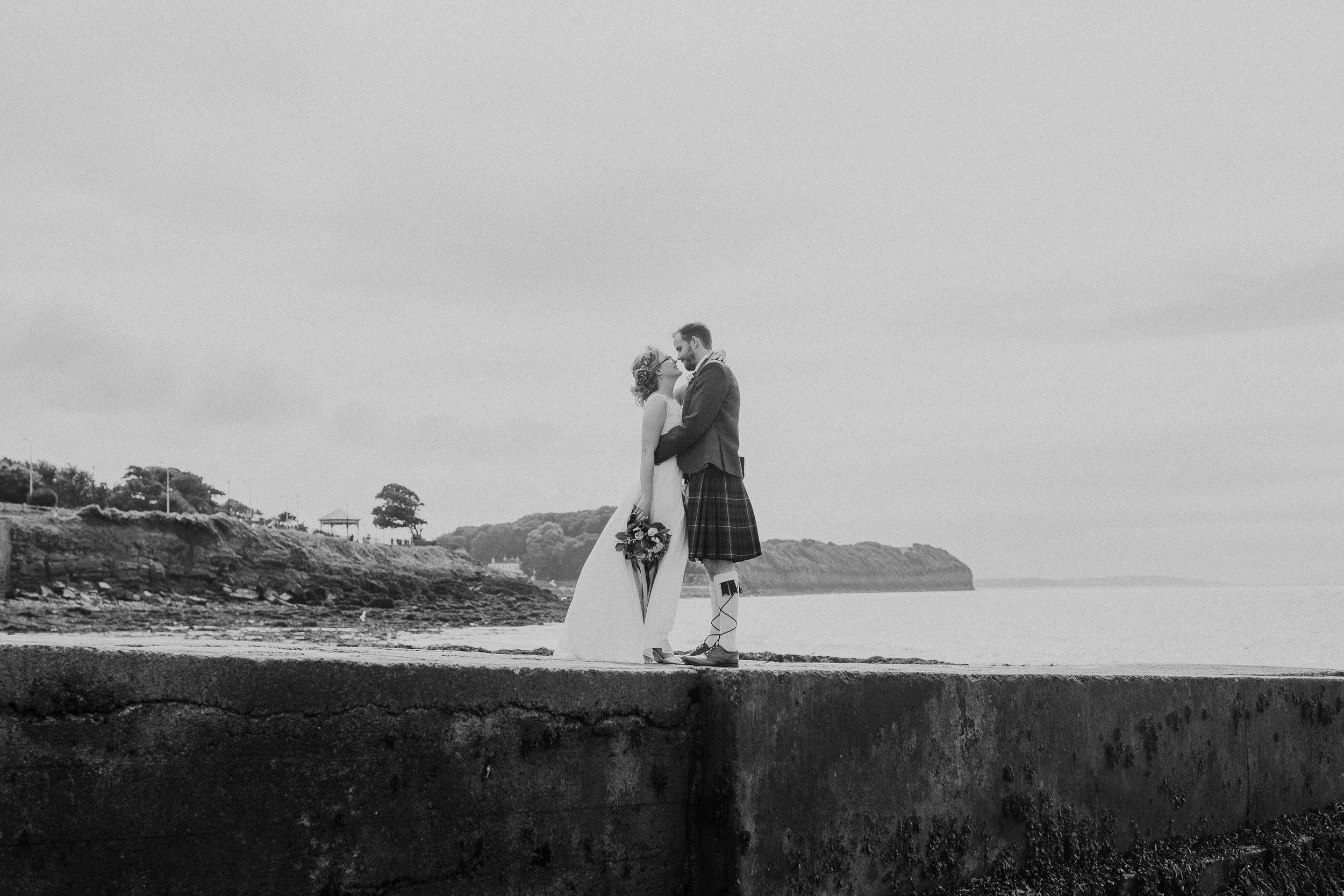 Quirky Wedding Photographer Scotland Glasgow Edinburgh Mirrorbox 092.jpg