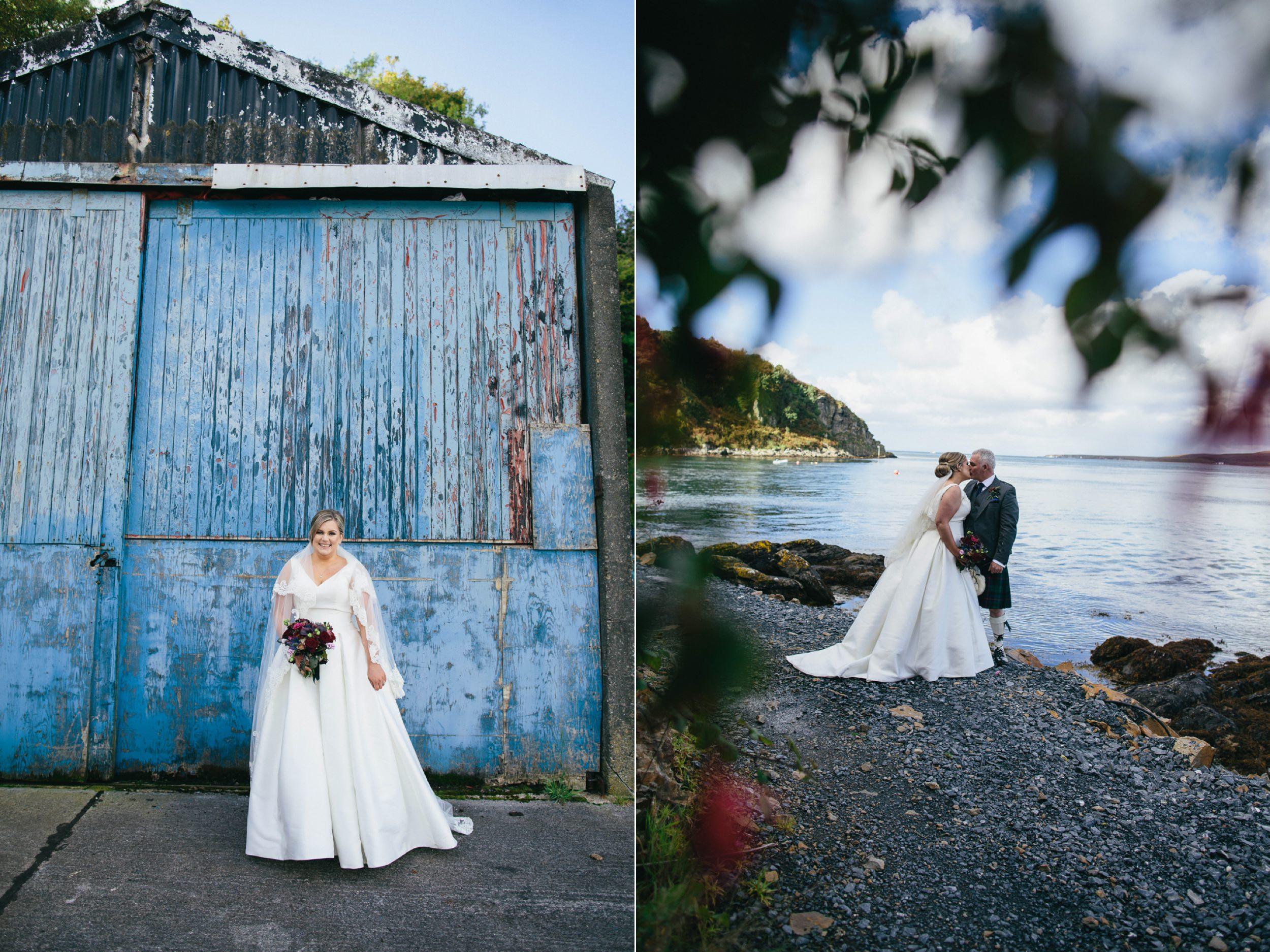 Quirky Wedding Photographer Scotland Glasgow Edinburgh Mirrorbox 113.jpg