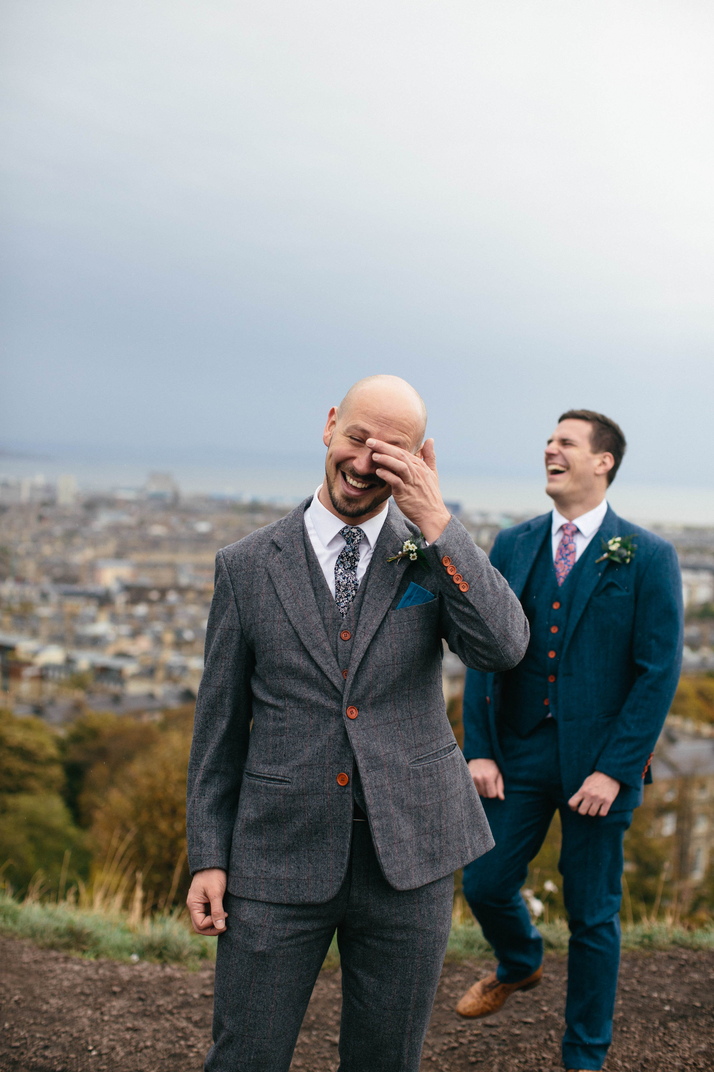 Quirky Wedding Photographer Scotland Glasgow Edinburgh Mirrorbox 118.jpg