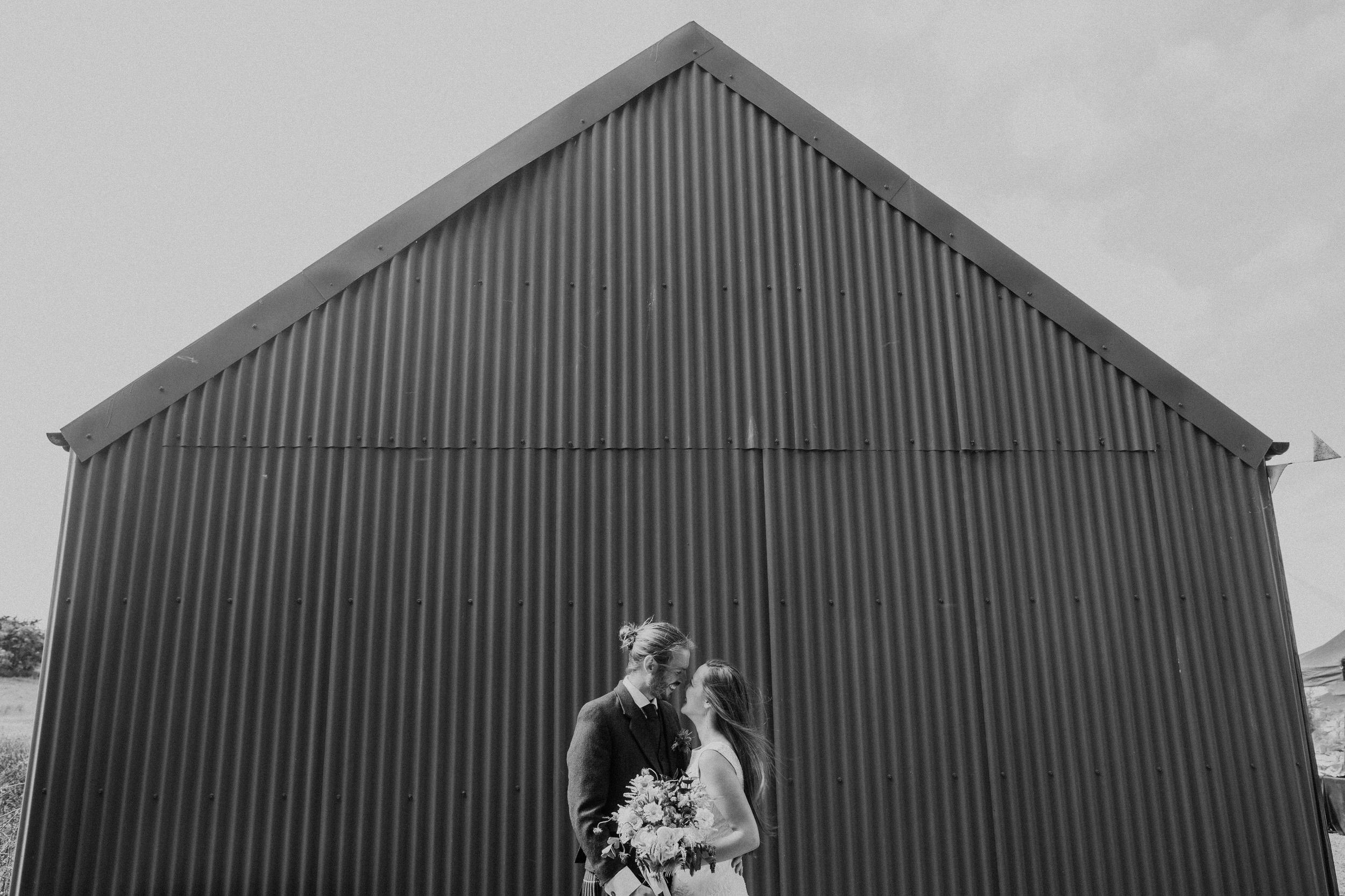 Quirky Wedding Photographer Scotland Glasgow Edinburgh Mirrorbox 121.jpg