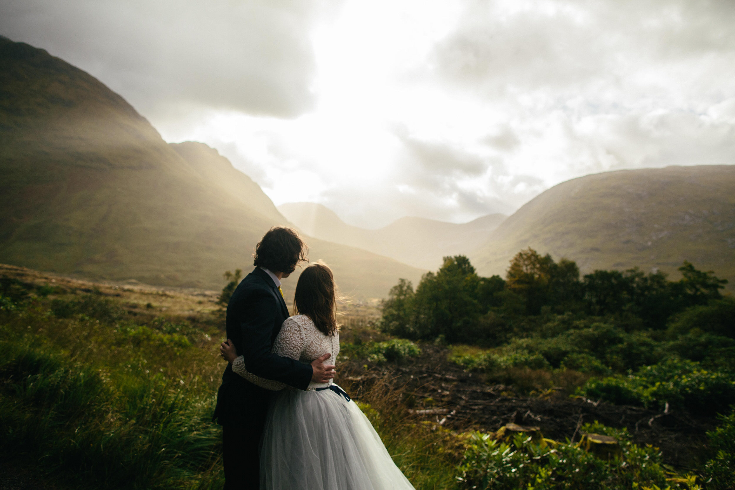 Quirky Wedding Photographer Scotland Glasgow Edinburgh Mirrorbox 132.jpg
