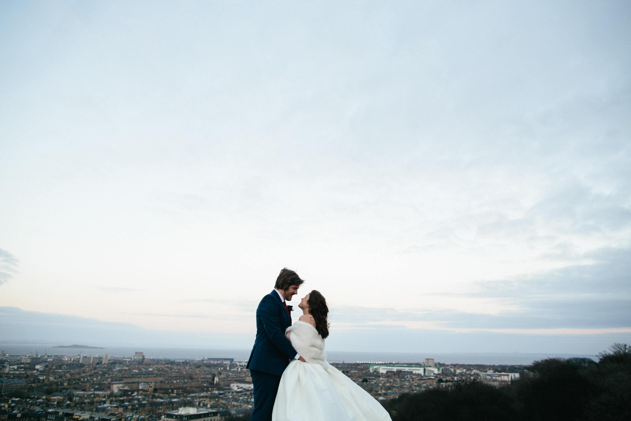 Quirky Wedding Photographer Scotland Glasgow Edinburgh Mirrorbox 144.jpg
