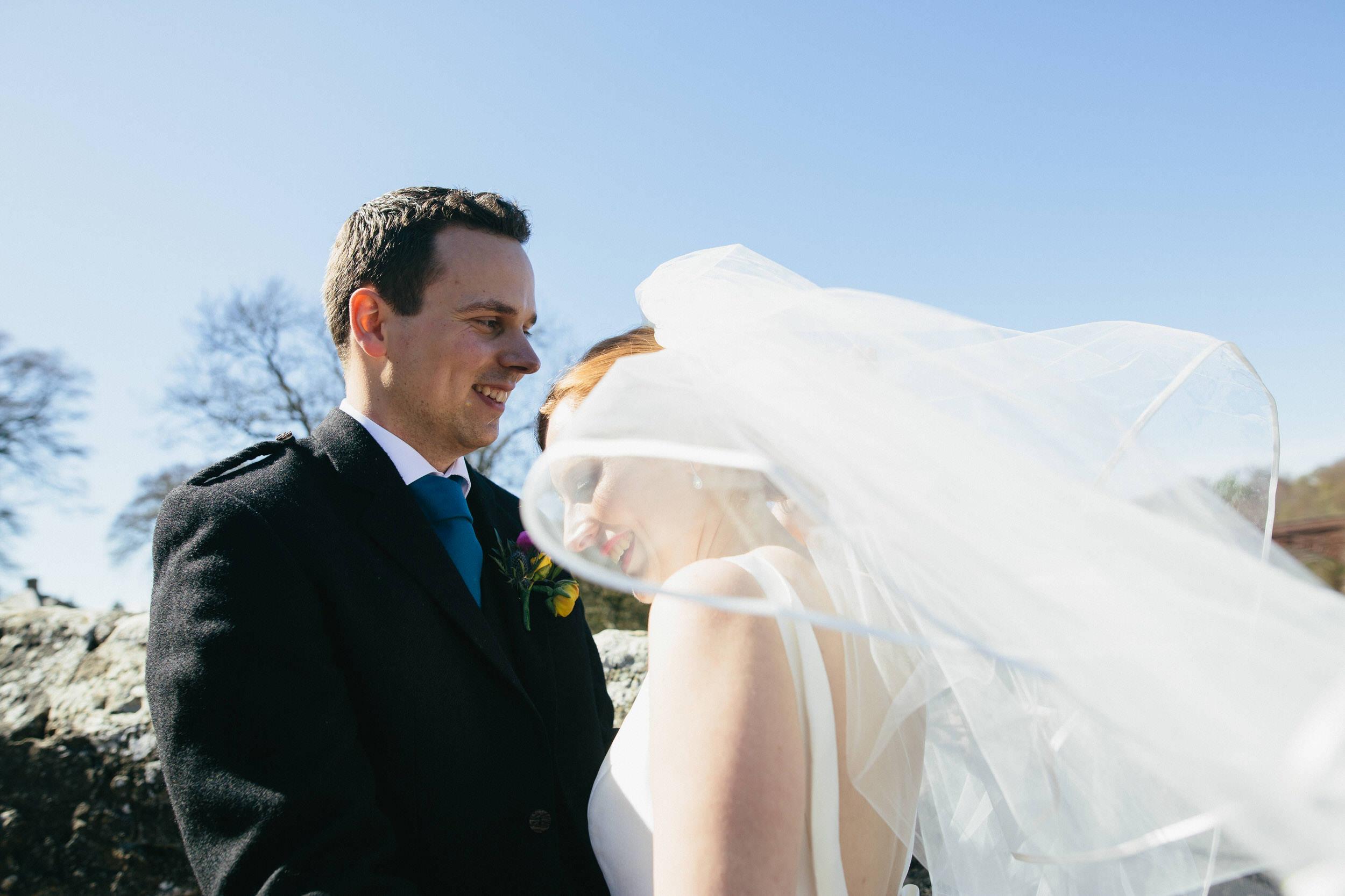Quirky Wedding Photographer Scotland Glasgow Edinburgh Mirrorbox 155.jpg