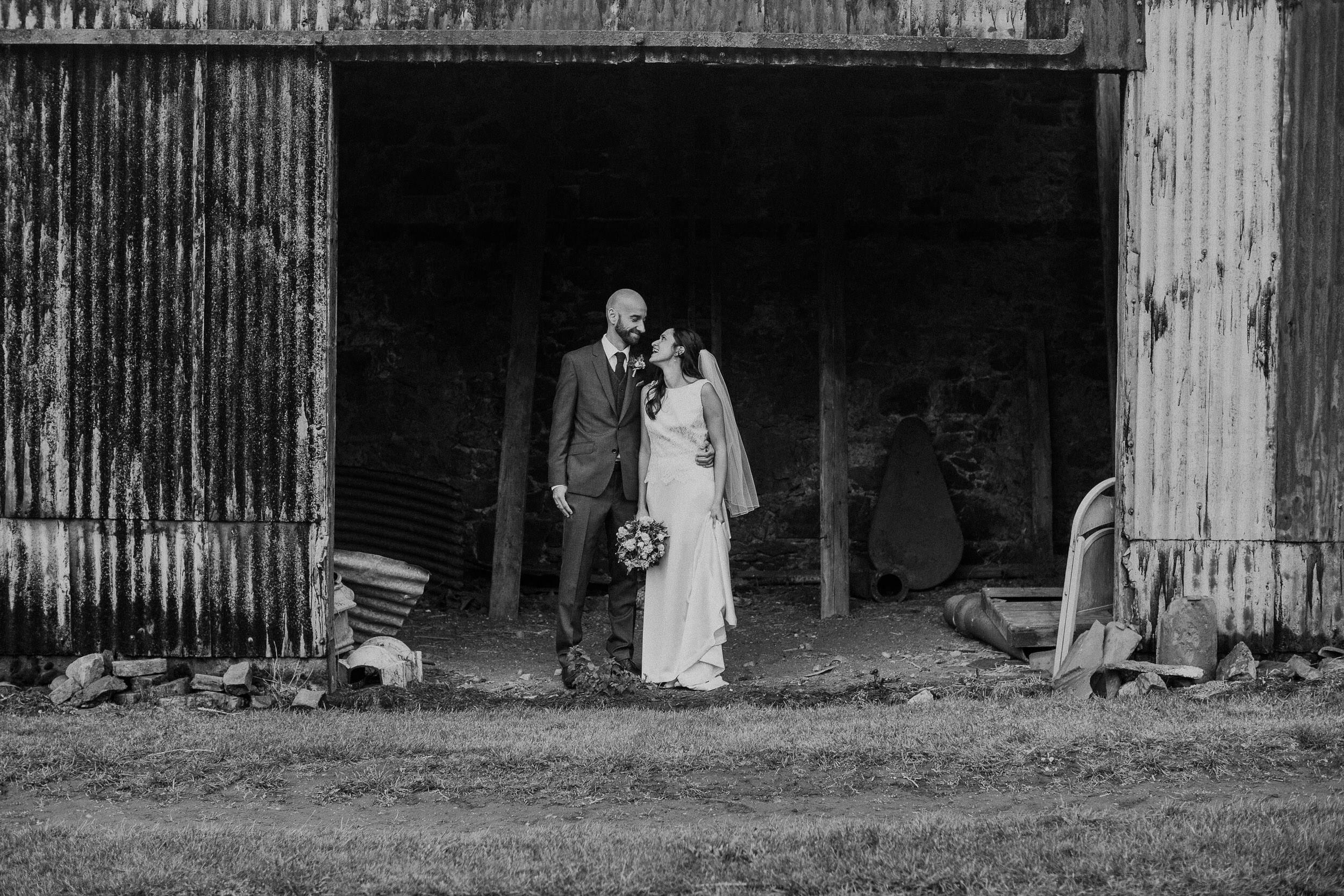 Quirky Wedding Photographer Scotland Glasgow Edinburgh Mirrorbox 161.jpg