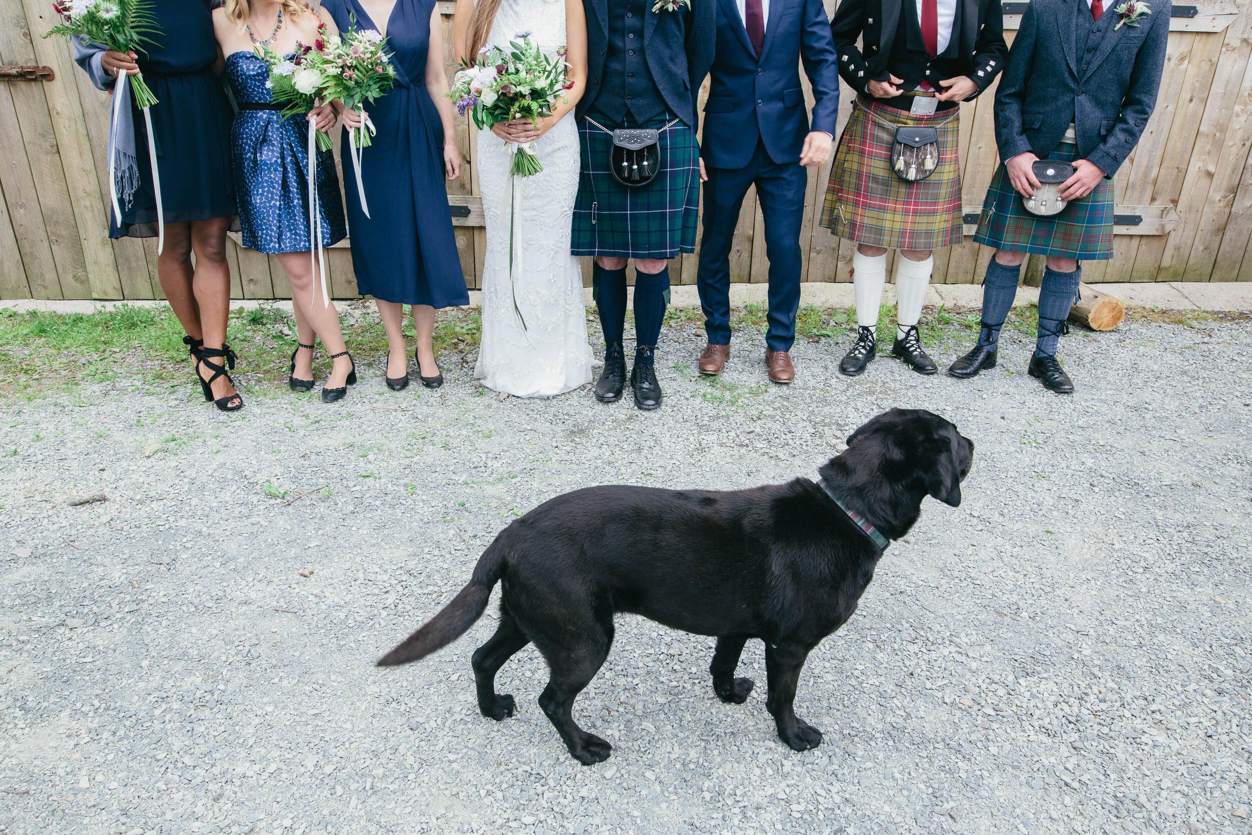 Quirky Wedding Photographer Scotland Glasgow Edinburgh Mirrorbox 170.jpg