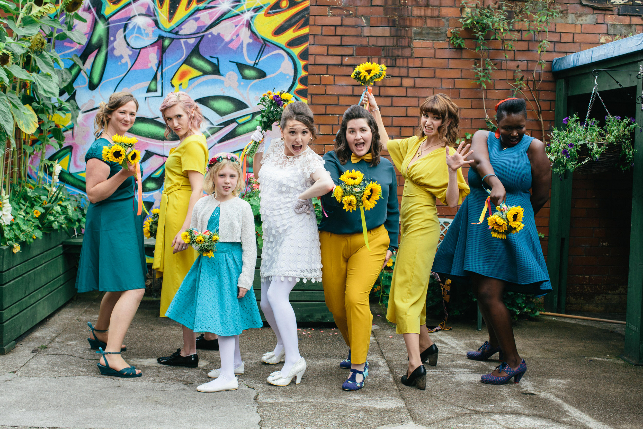 Quirky Wedding Photographer Scotland Glasgow Edinburgh Mirrorbox 180.jpg