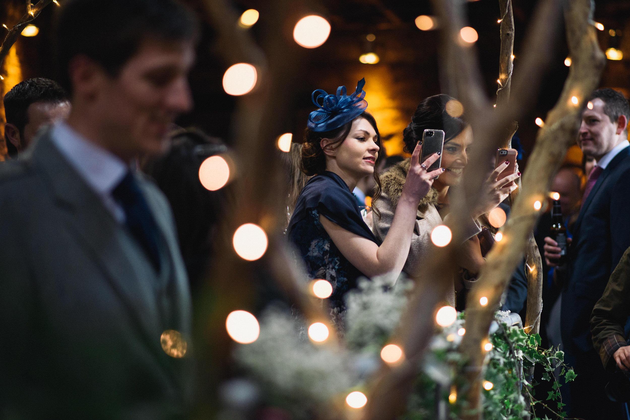 Quirky Wedding Photographer Scotland Glasgow Edinburgh Mirrorbox 196.jpg
