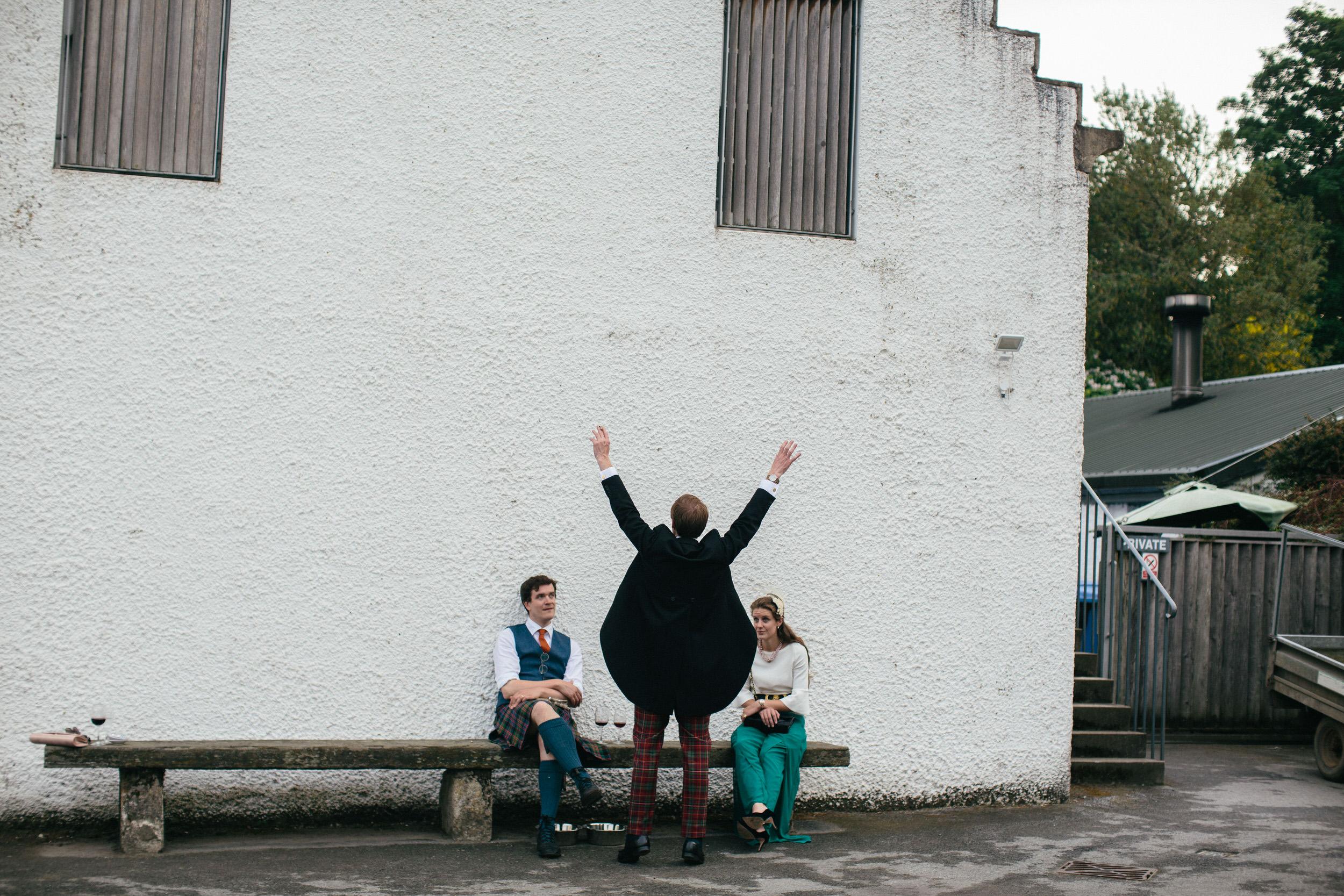 Quirky Wedding Photographer Scotland Glasgow Edinburgh Mirrorbox 197.jpg