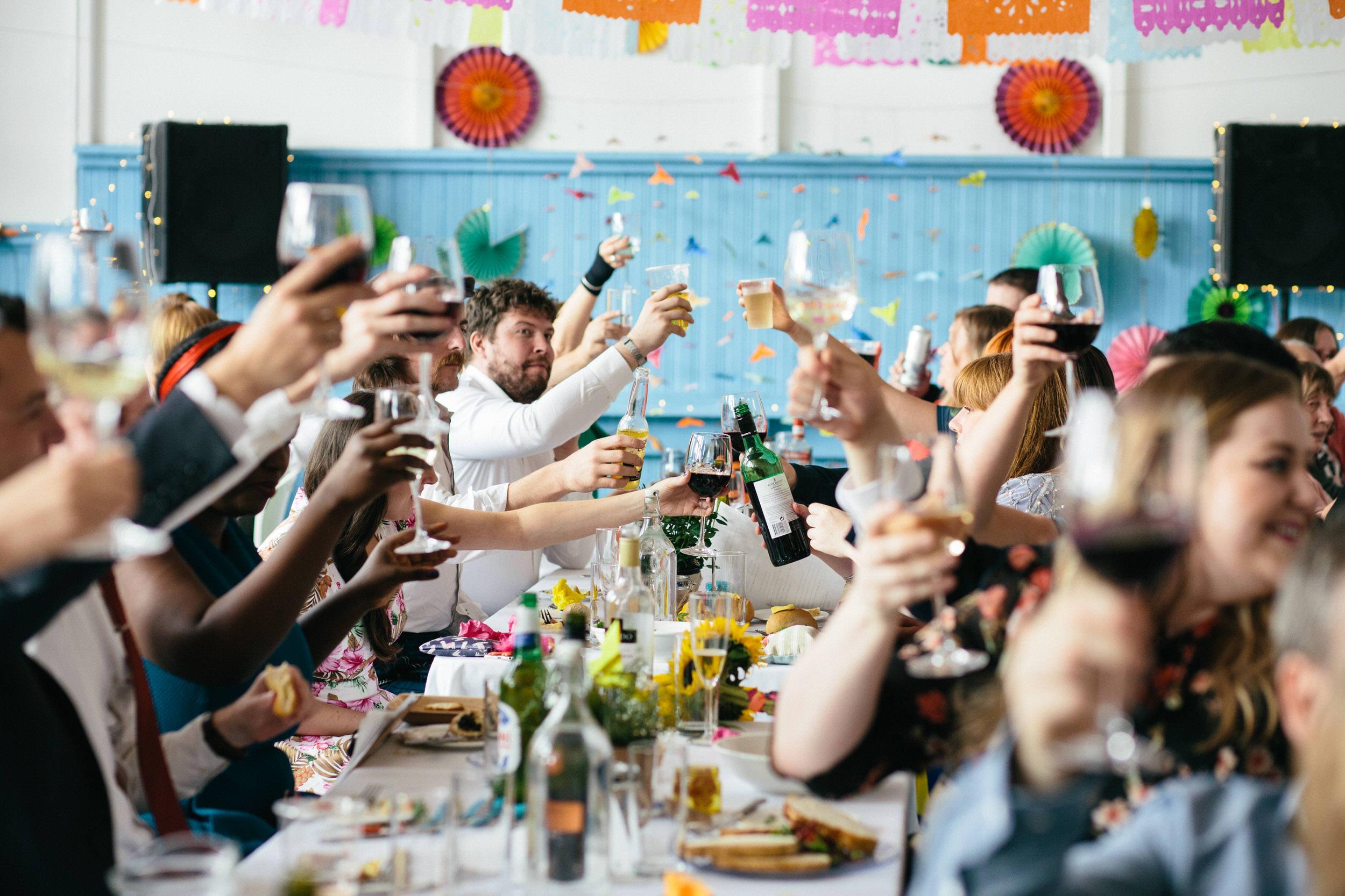 Quirky Wedding Photographer Scotland Glasgow Edinburgh Mirrorbox 204.jpg