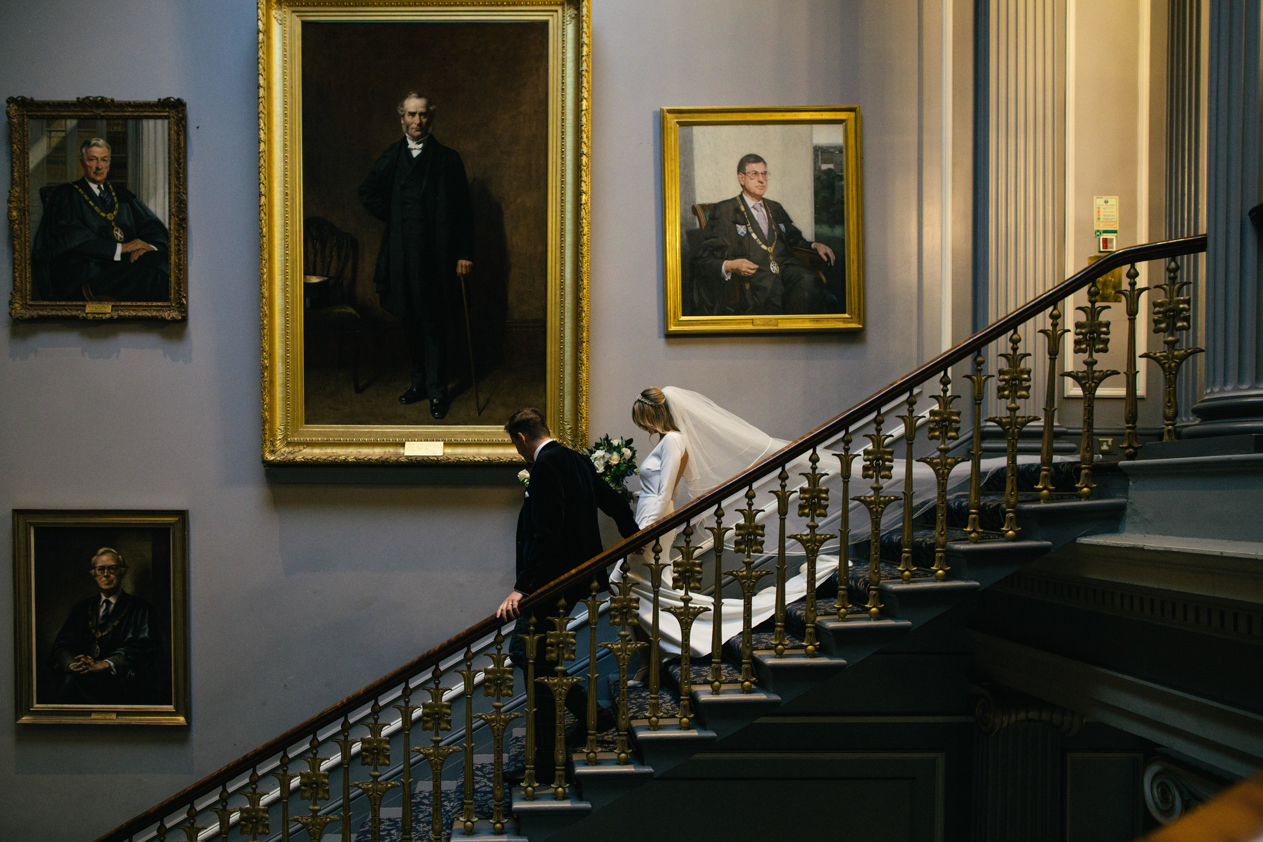Quirky Wedding Photographer Scotland Glasgow Edinburgh Mirrorbox 220.jpg