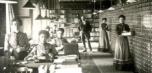 Mundaneum Archive, Belgium