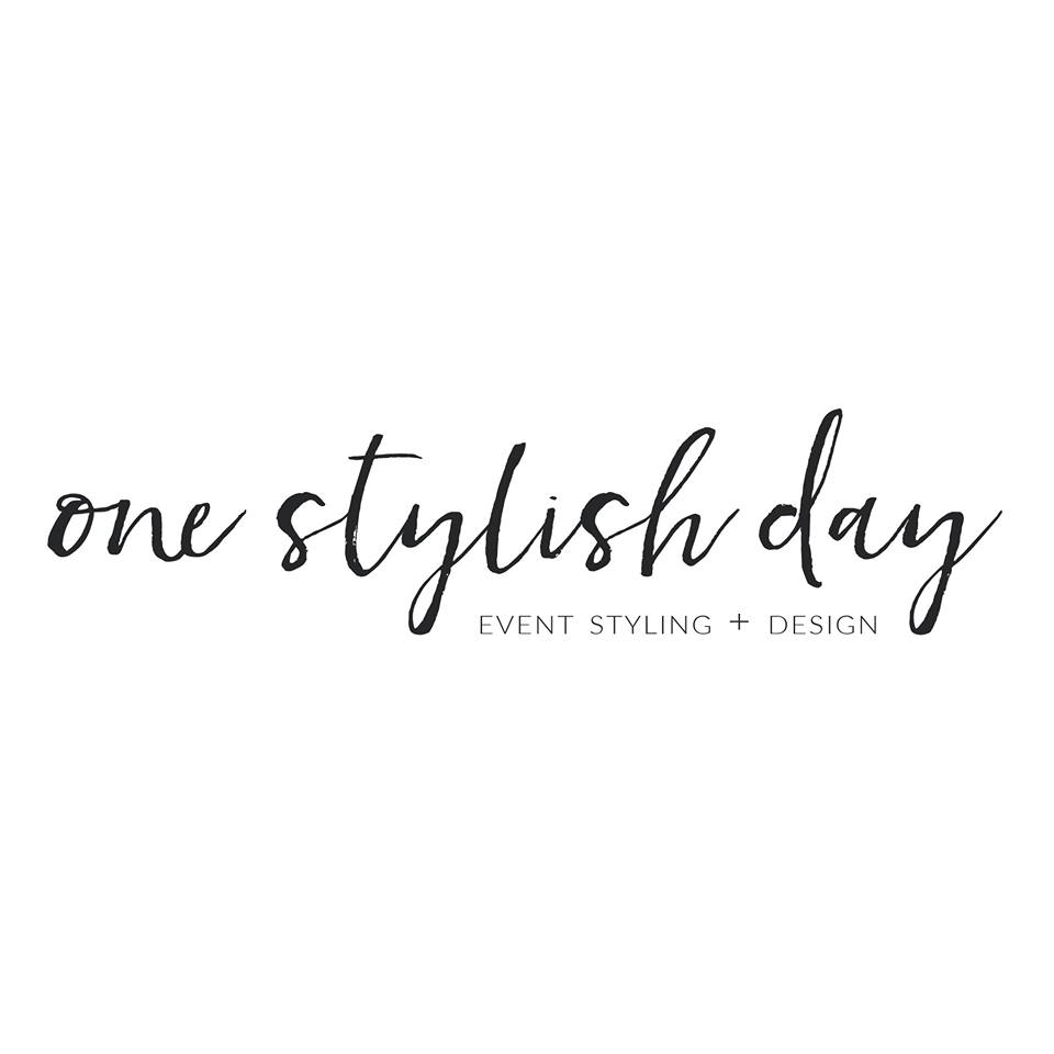 One Stylish Day  - Wedding Planning, Event Styling and Design