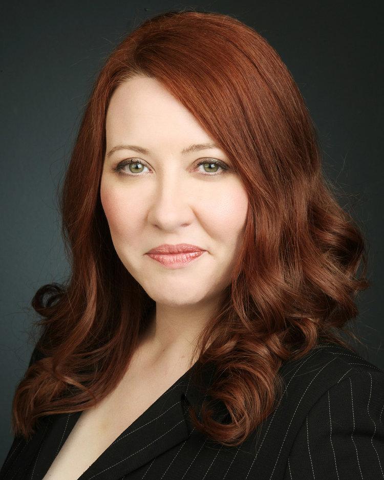 Actor Sally McLean