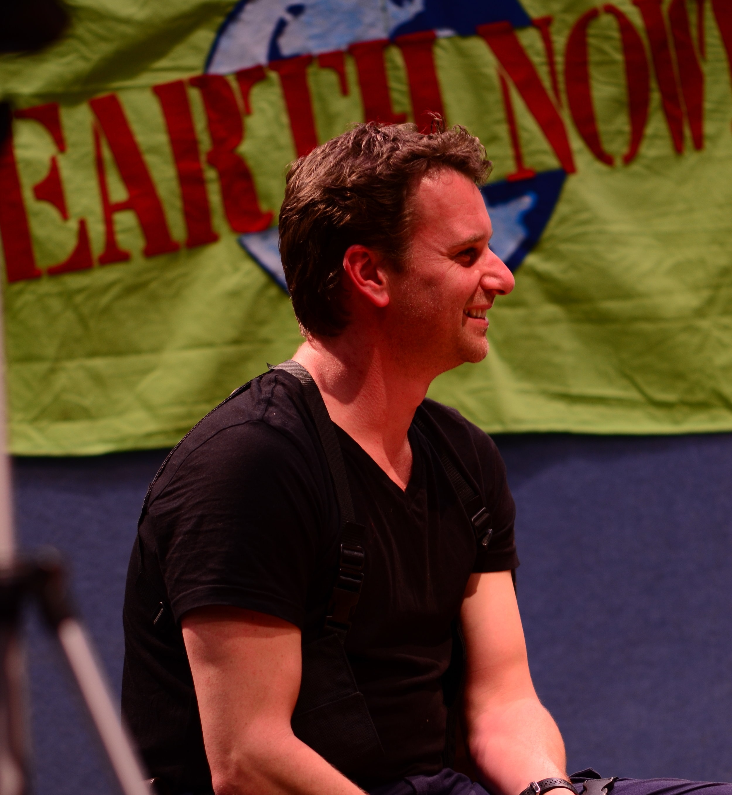 Scott at Howard Fine's Melbourne Master Class in 2012.