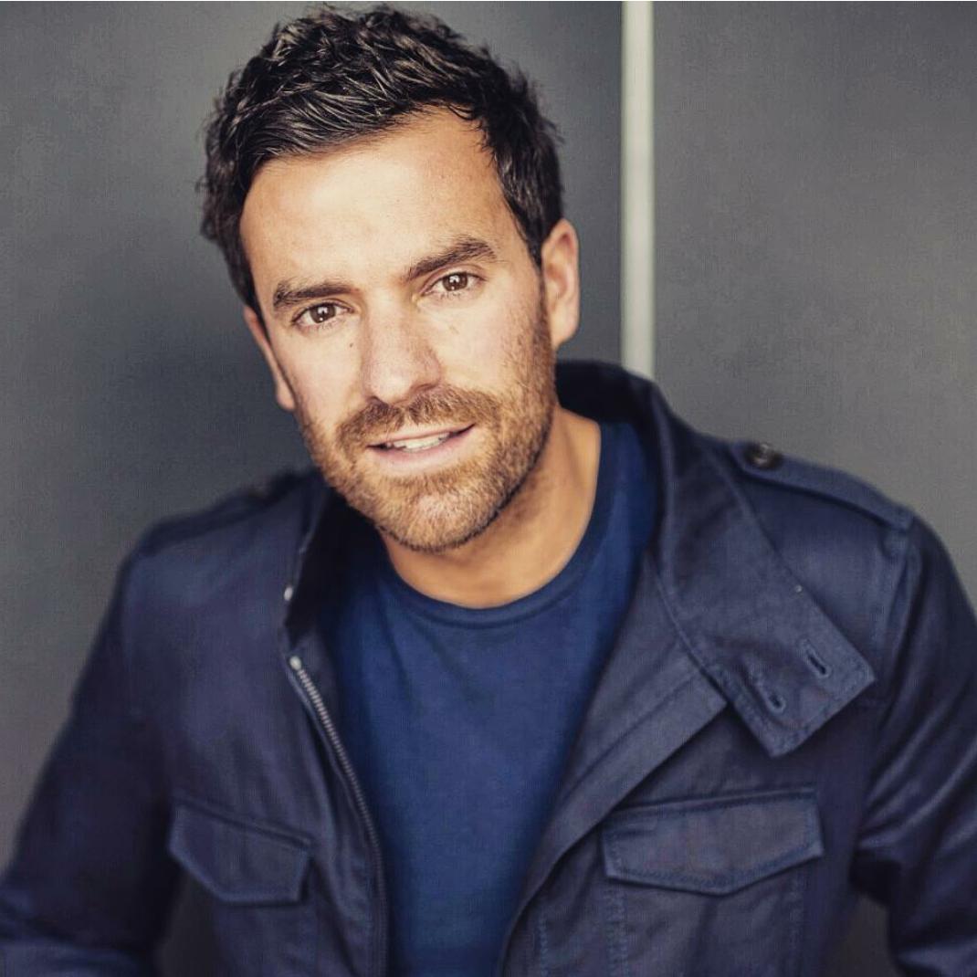 Actor Chris Farrell