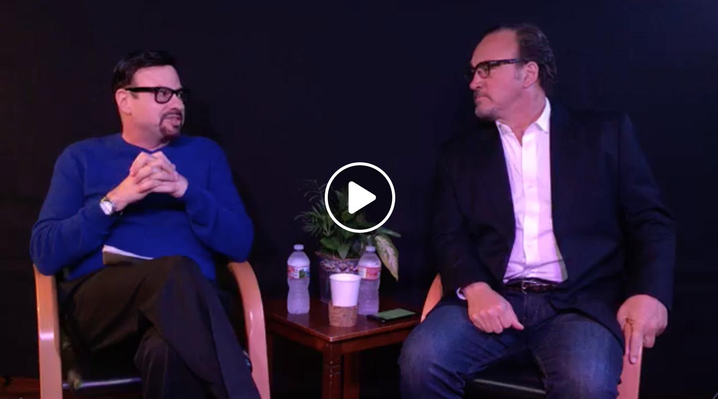 In Conversation Series: Actor Jim Belushi (May 13, 2018)