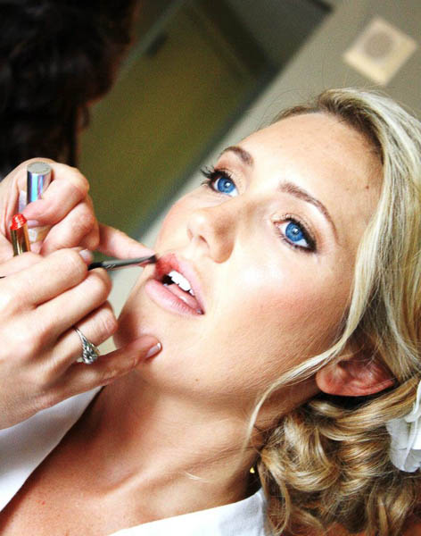 Columbus Ohio Wedding Makeup Artist