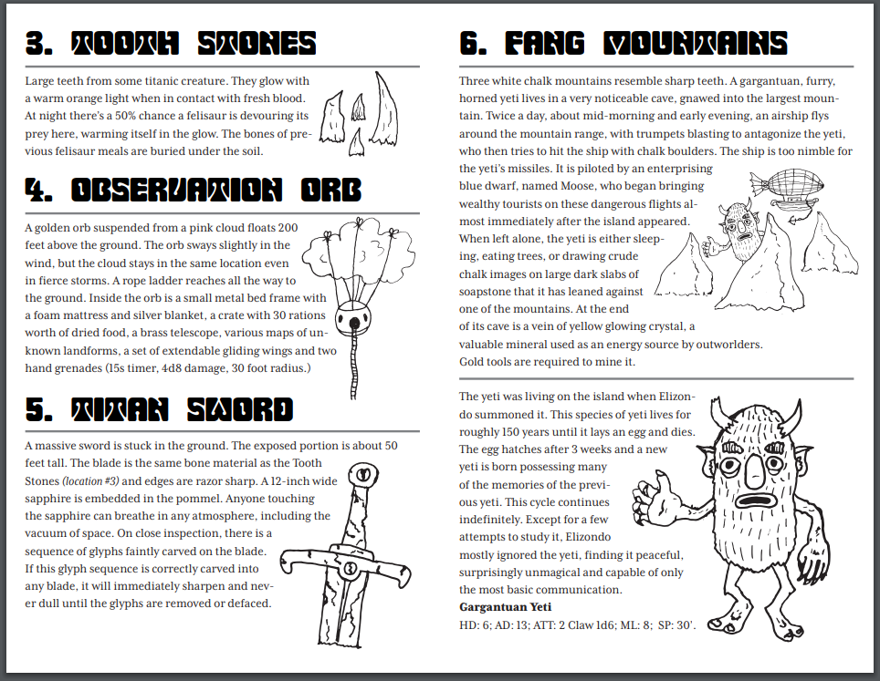 sample page spread.