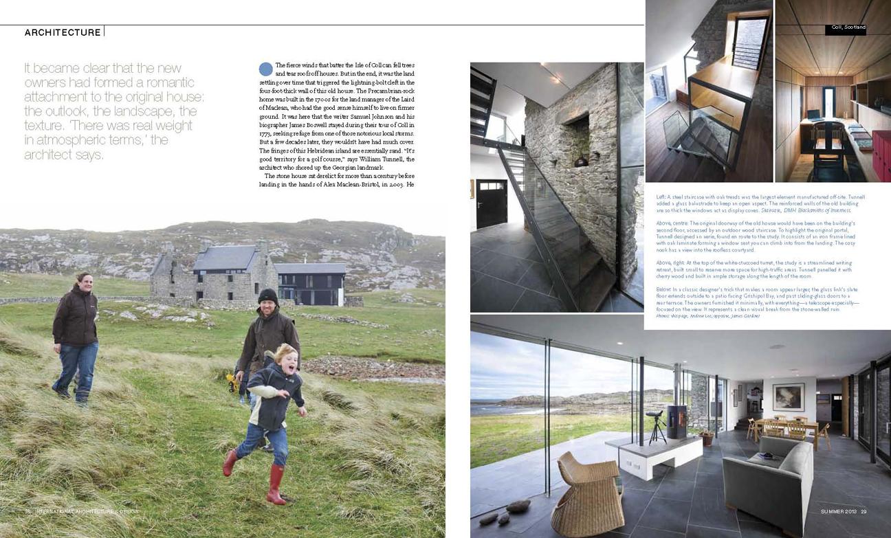 International Architecture Magazine 02 – James Gardiner