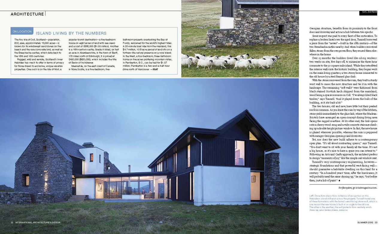 International Architecture Magazine 04 – James Gardiner