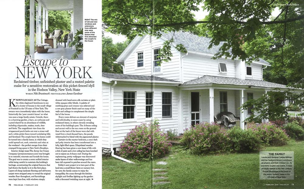 You Magazine – Modern Pastoral Feature 01 – James Gardiner