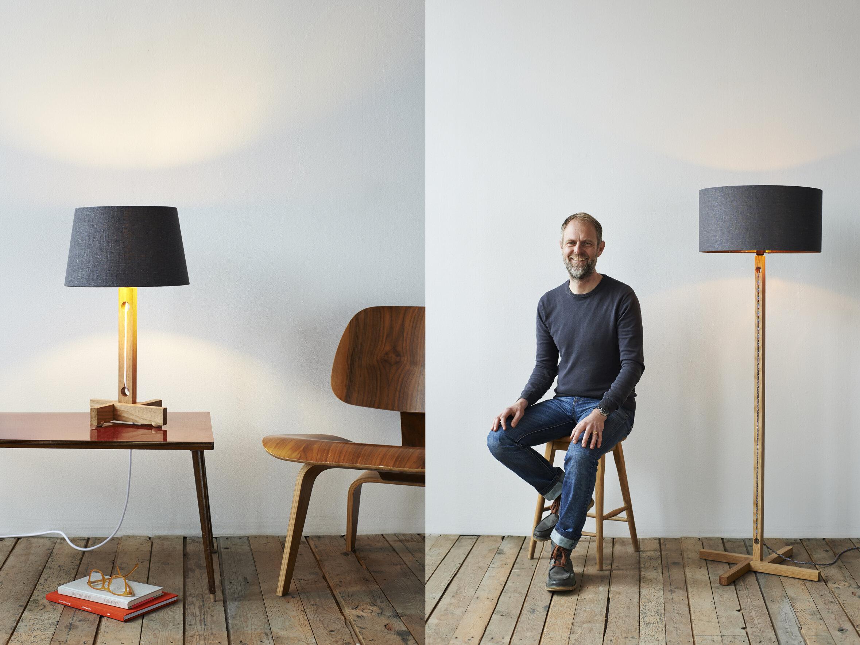 Mark Lowe Lighting James Gardiner