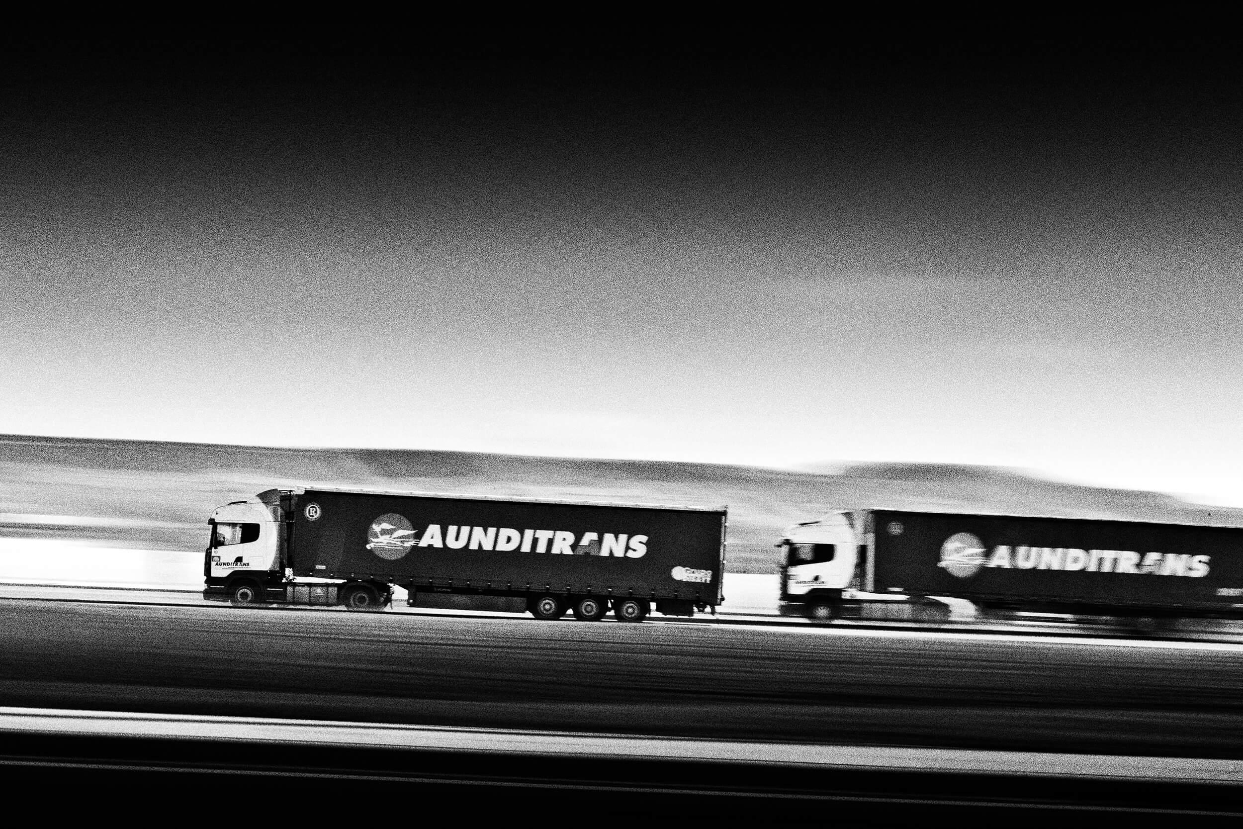 Transport & Logistics Photography by Mikel Muruzabal Studio