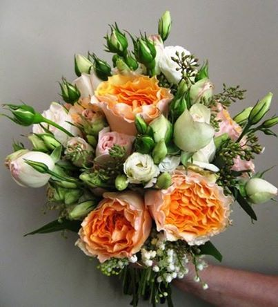 6. Peach Garden Rose , White Polo Rose, White Spray Rose, Pink Akito Rose, Lily of the Valley,Lisianthus.jpg