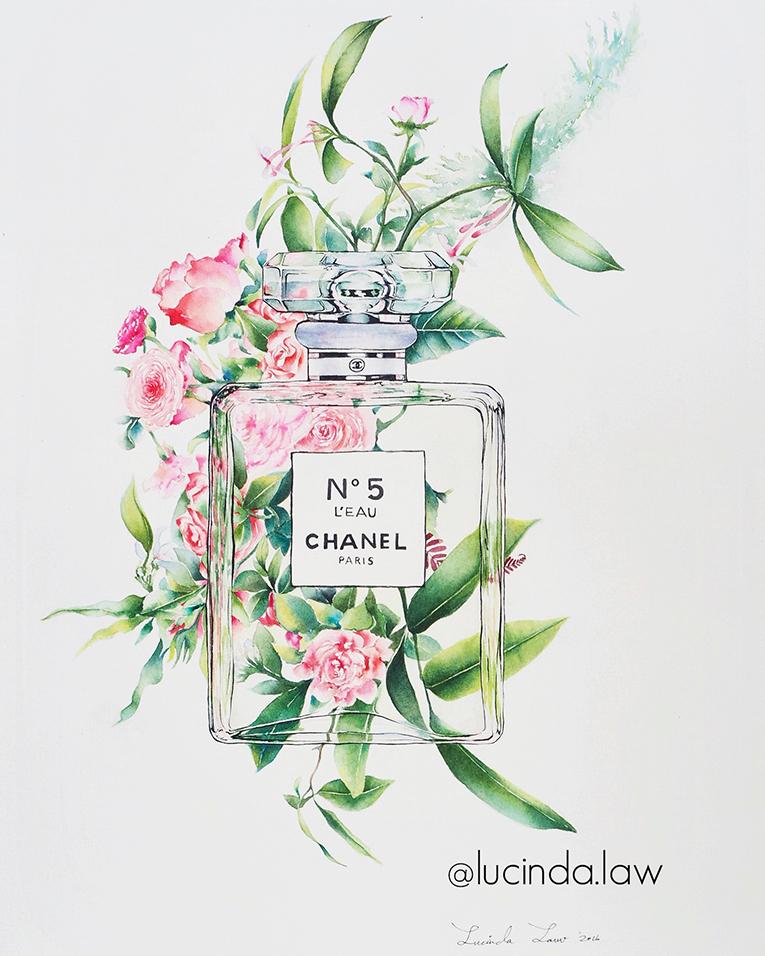 Chanel no5  Bottle llaw IP.jpg