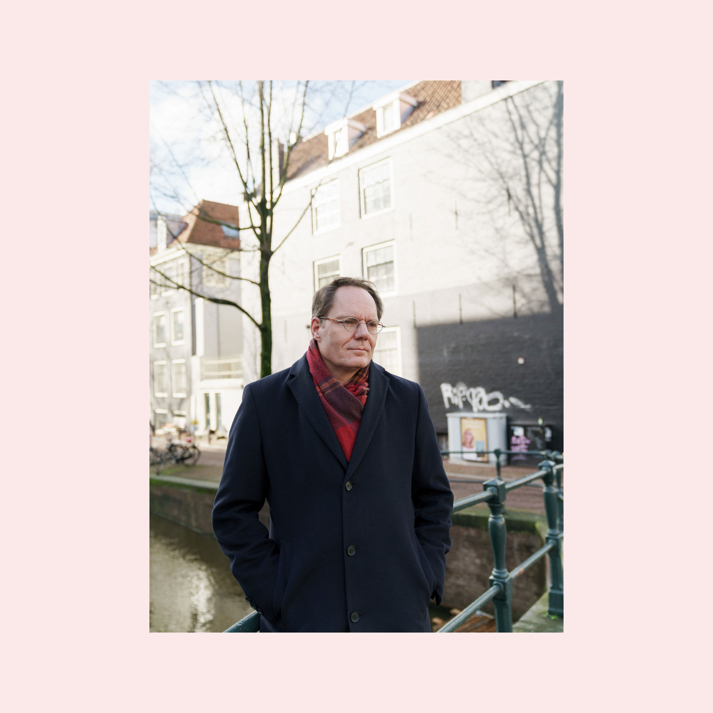 Amsterdam Deputy Mayor, Udo Kock for The New York Times