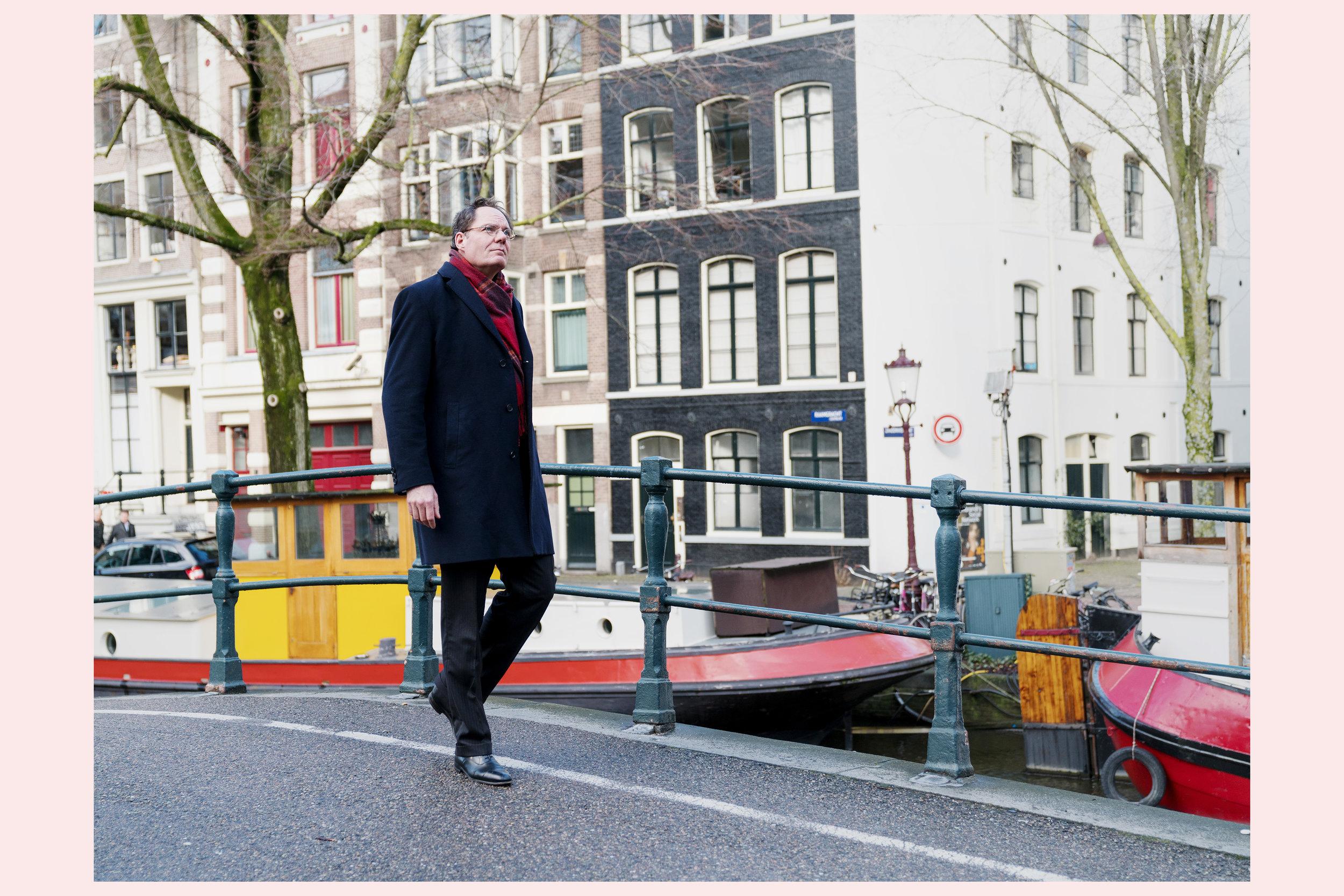 Udo Kock Debuty Mayor od Amsterdam for The New York Times.