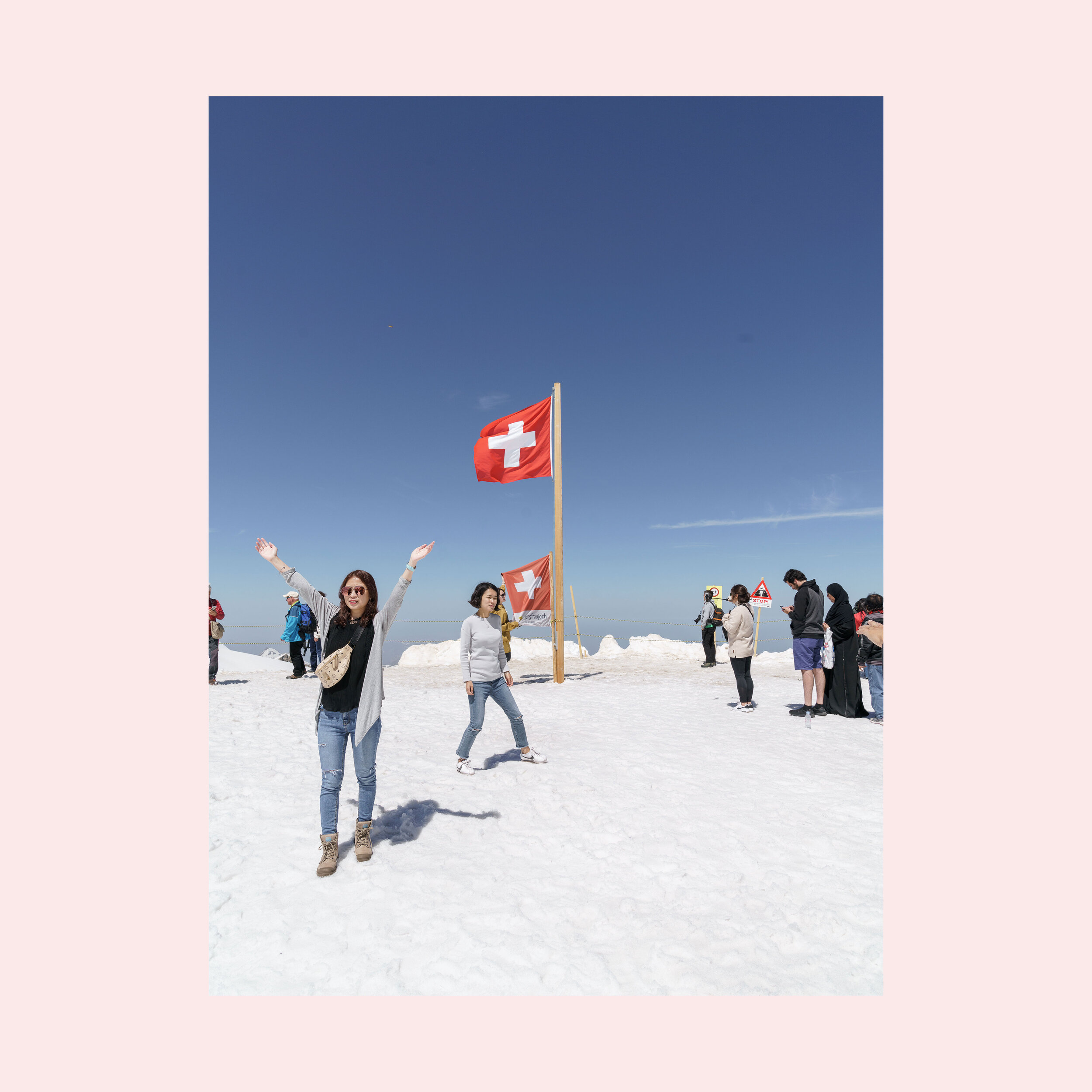 Swiss travel story for Annabelle magazine (CH)