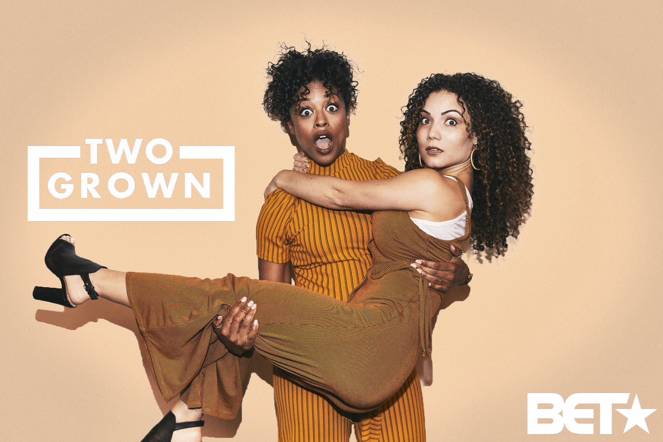 Two Grown on BET
