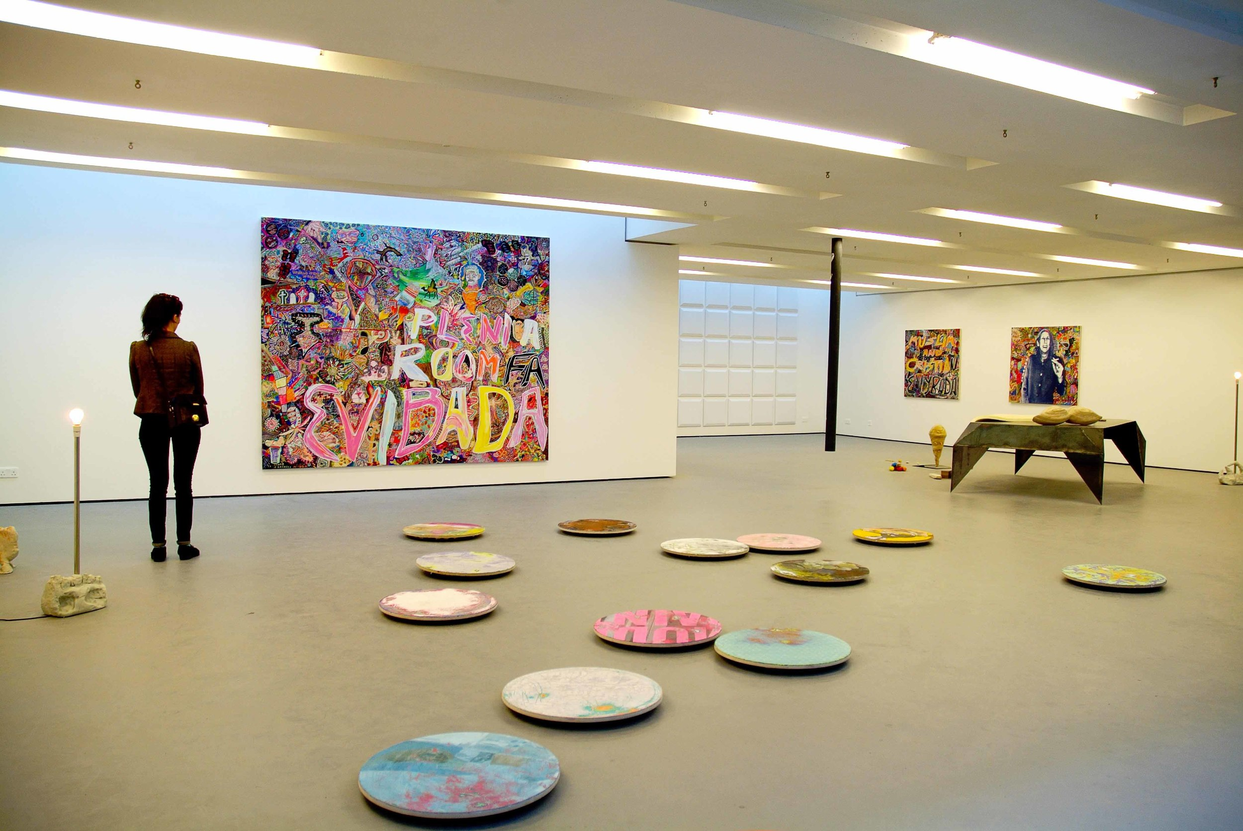 1. Installation View, Slade School of Art MA Degree Show, London, UK, 2011.jpg