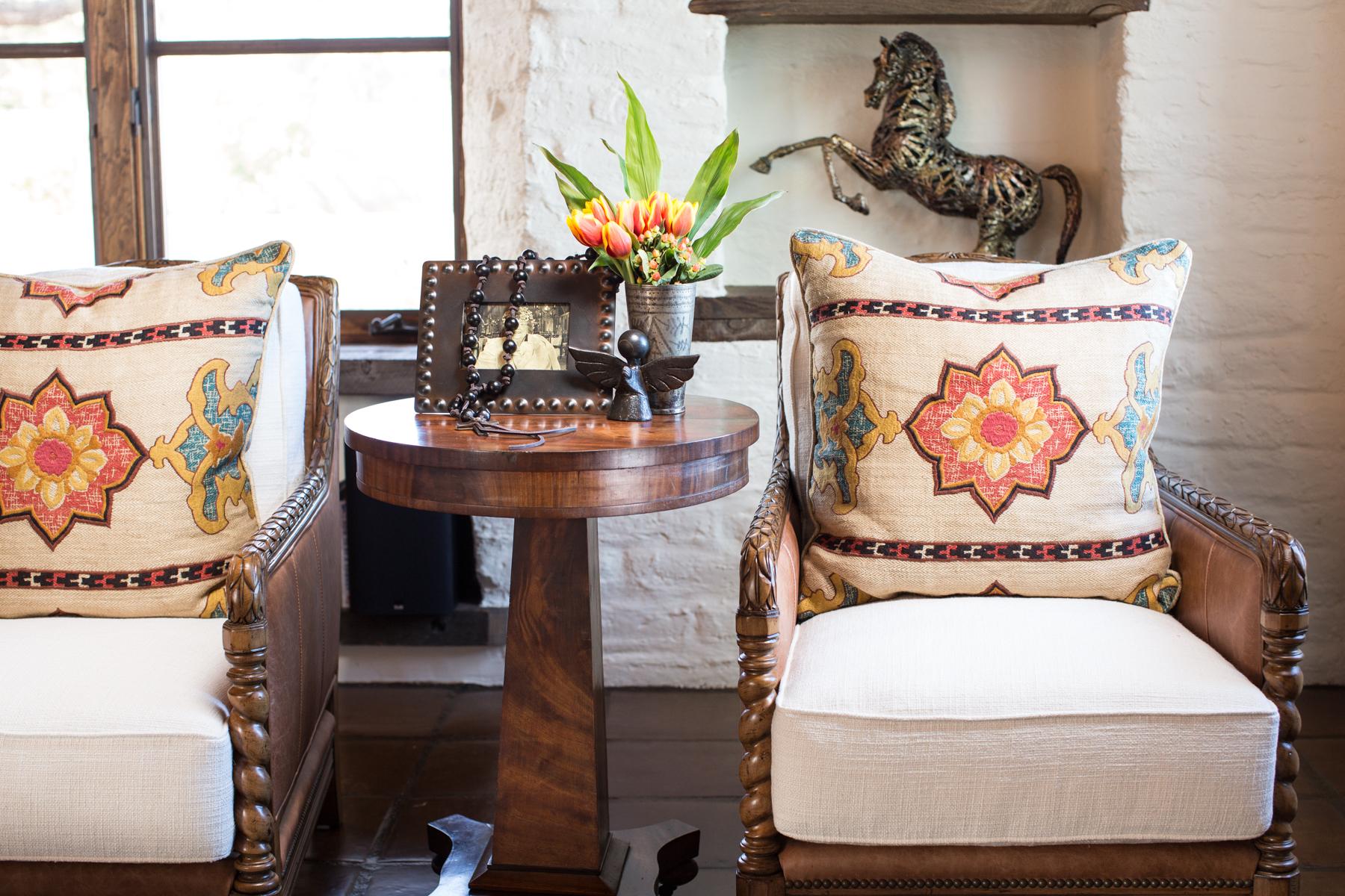 Luxury interior design Santa Fe Aspen