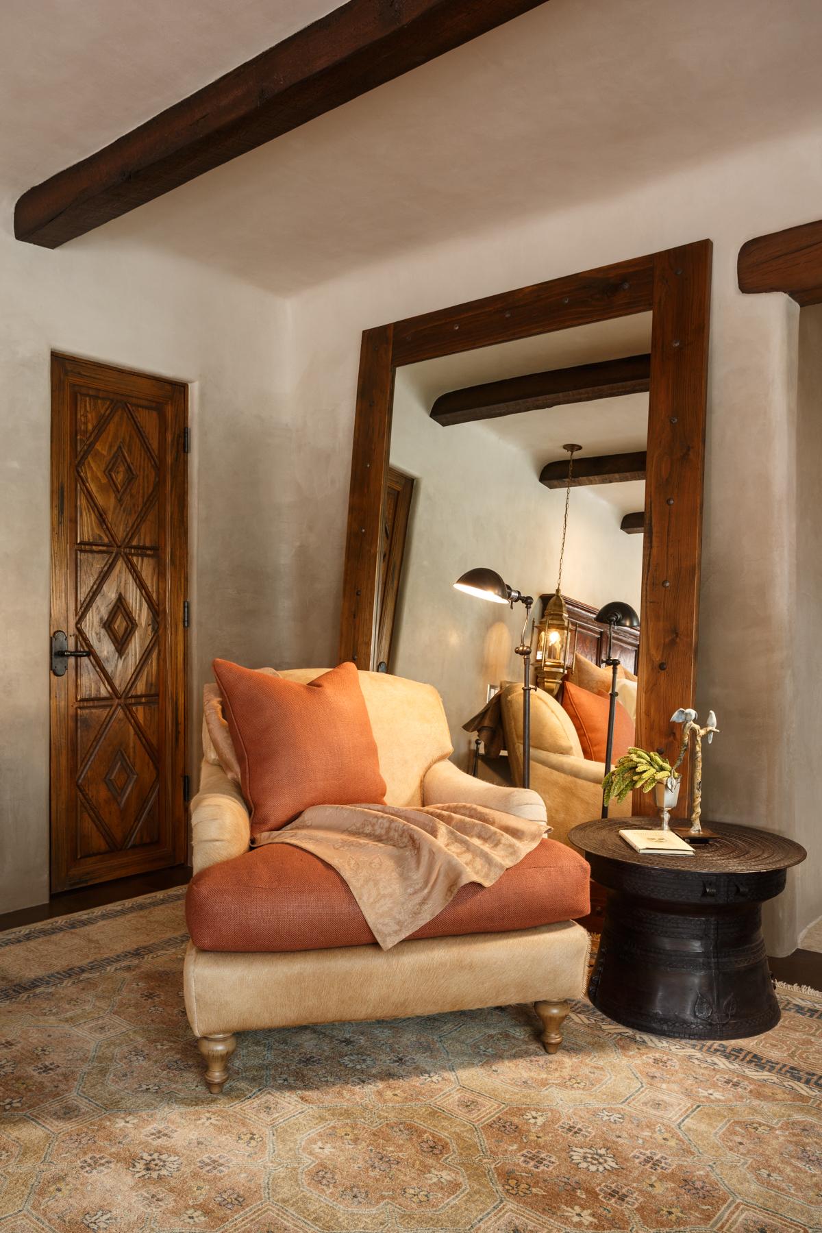 Interiors Santa Fe, Aspen, decoration