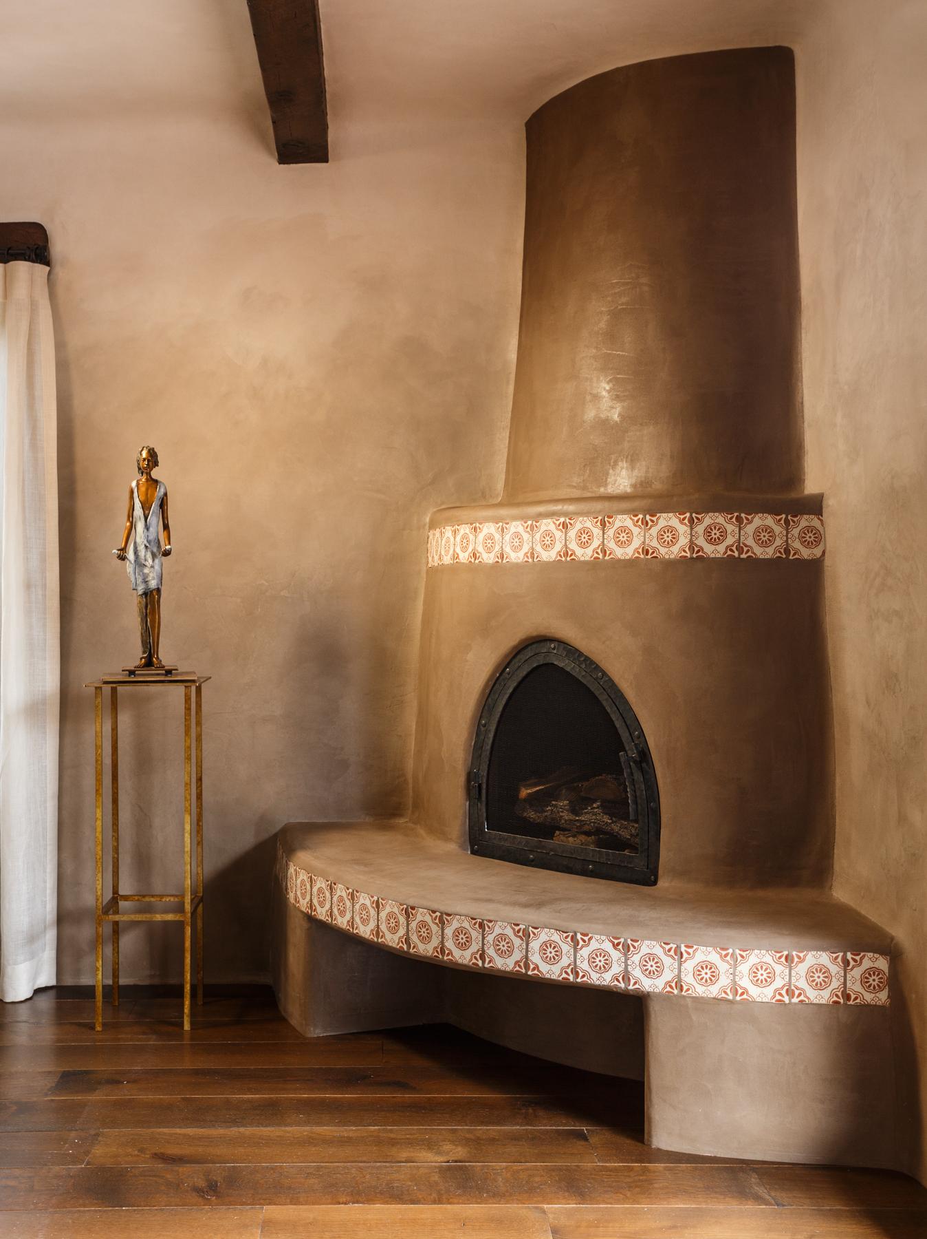Santa Fe style, decoration, home improvement