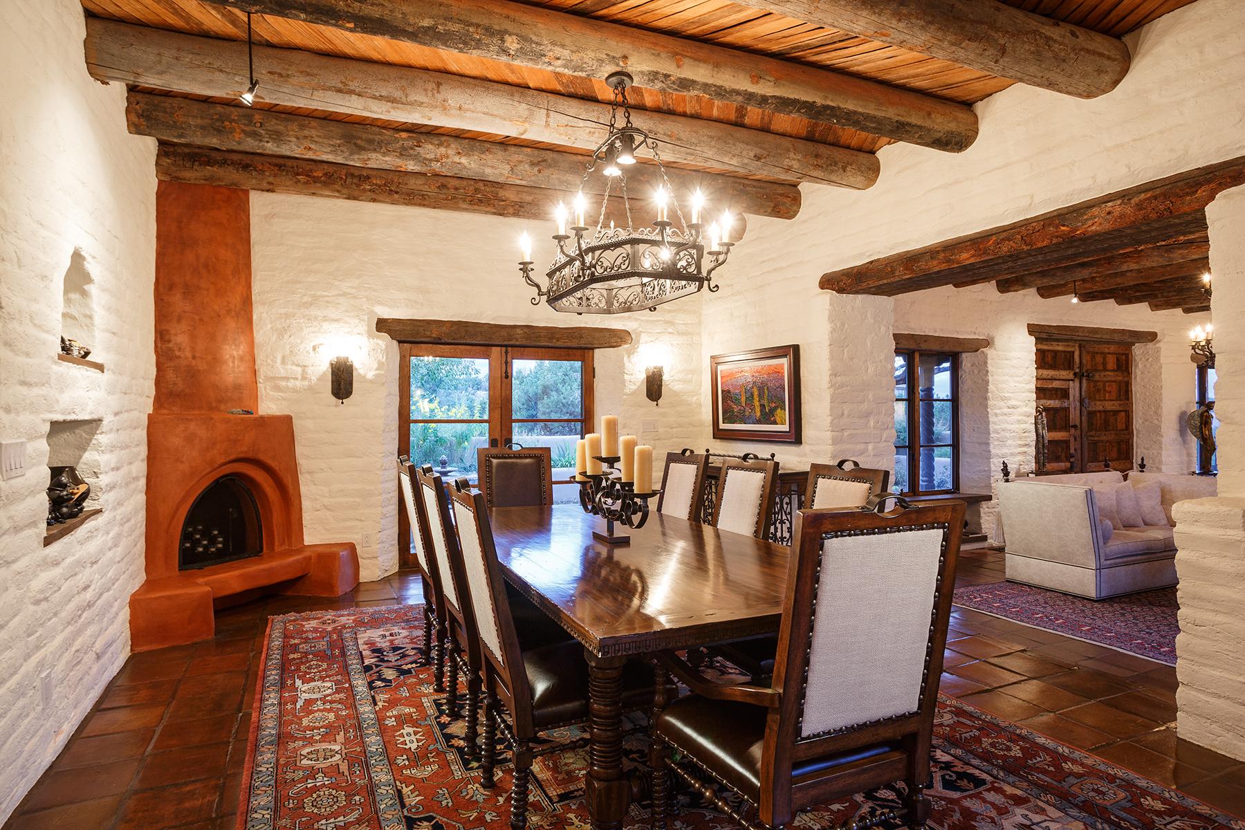Santa Fe style, interior design, decor, home