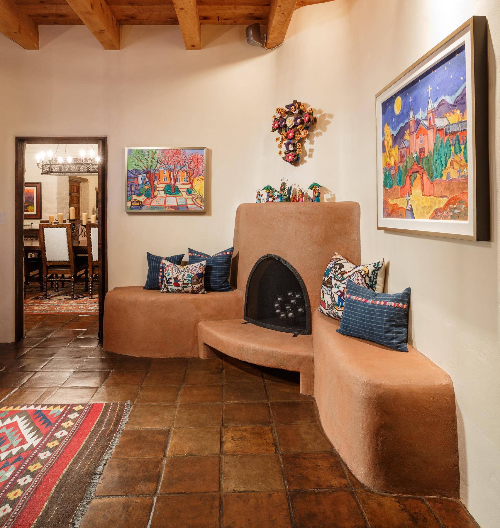 Interior designers in Santa Fe and Aspen