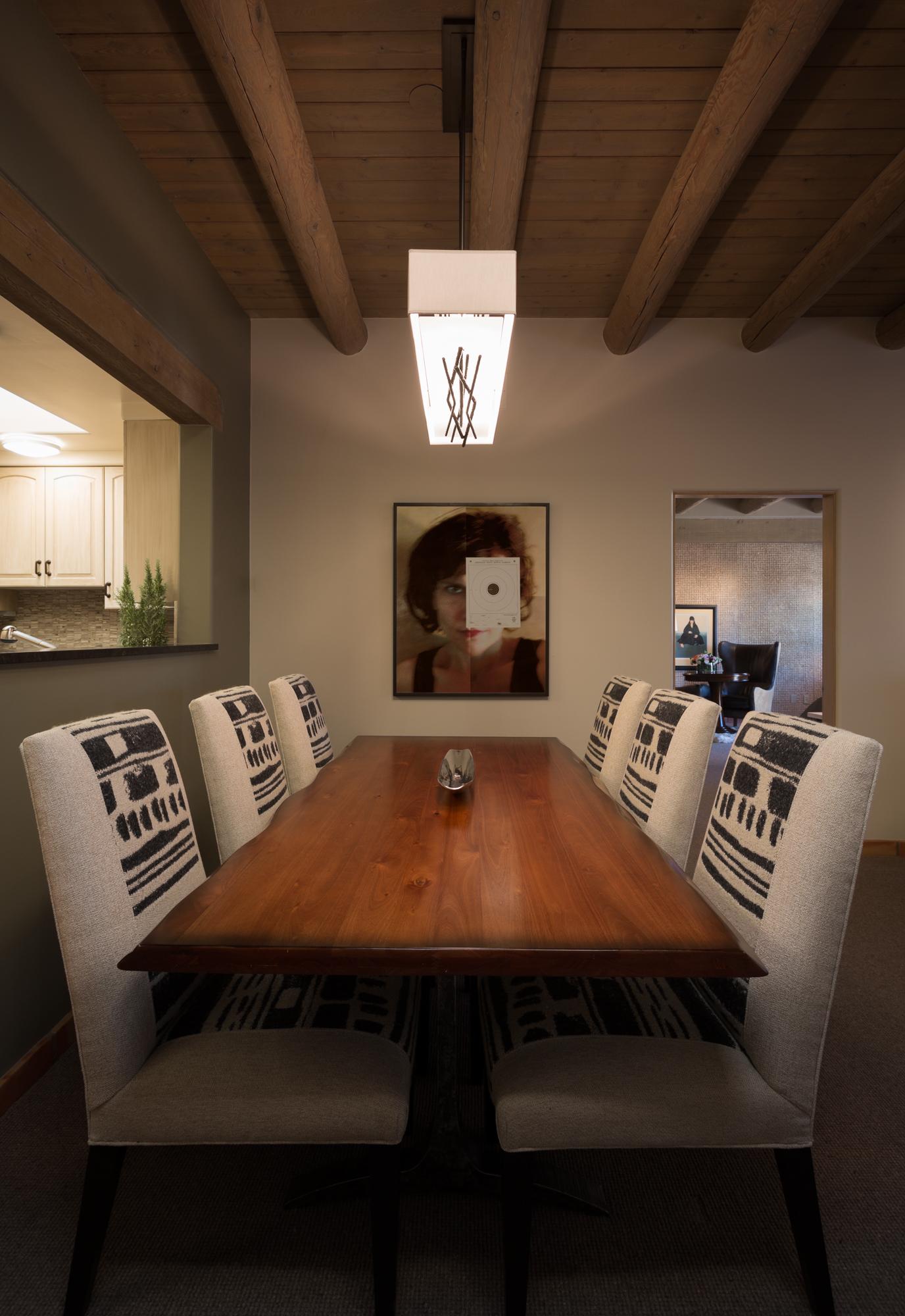 modern interiors, Aspen CO, Santa Fe NM, decoration