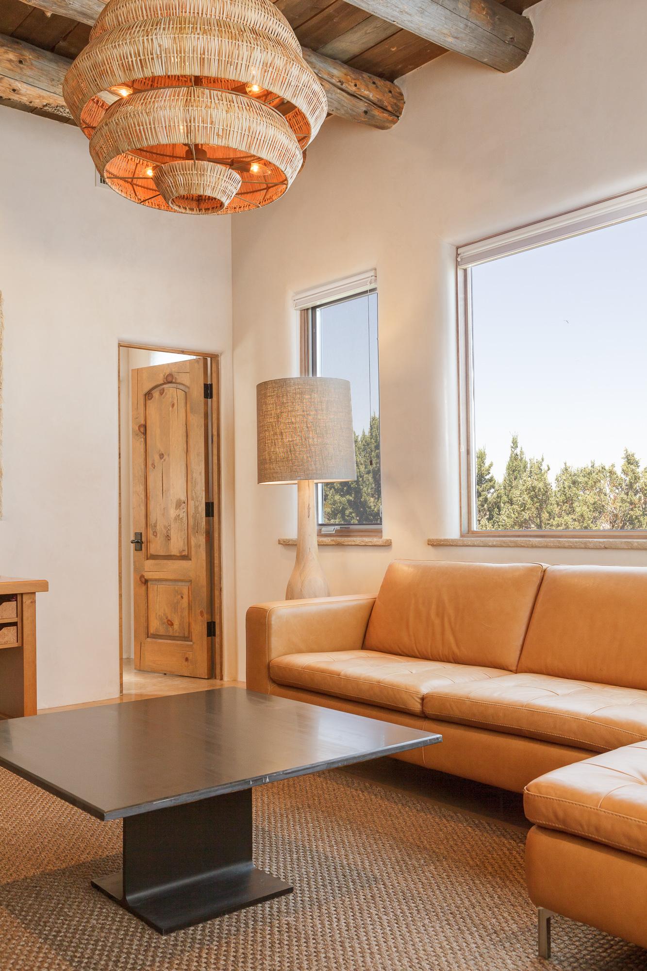 Santa Fe Modern Interior Design