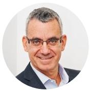 Mr. Shlomo Nimrodi  , CEO of Ramot, The tech-transfer company of Tel Aviv University.