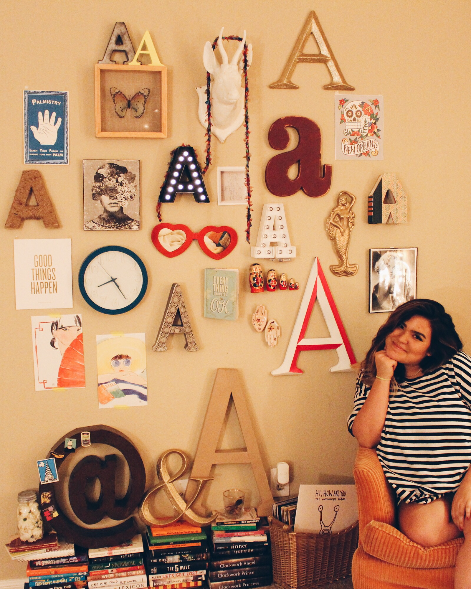 A is for Avery - I graduated from The University of Texas at Austin with a B.S. in Advertising and completed the Texas Creative sequence. I'm a copywriter spending my days refreshing Twitter and thinking in 280 characters or less.