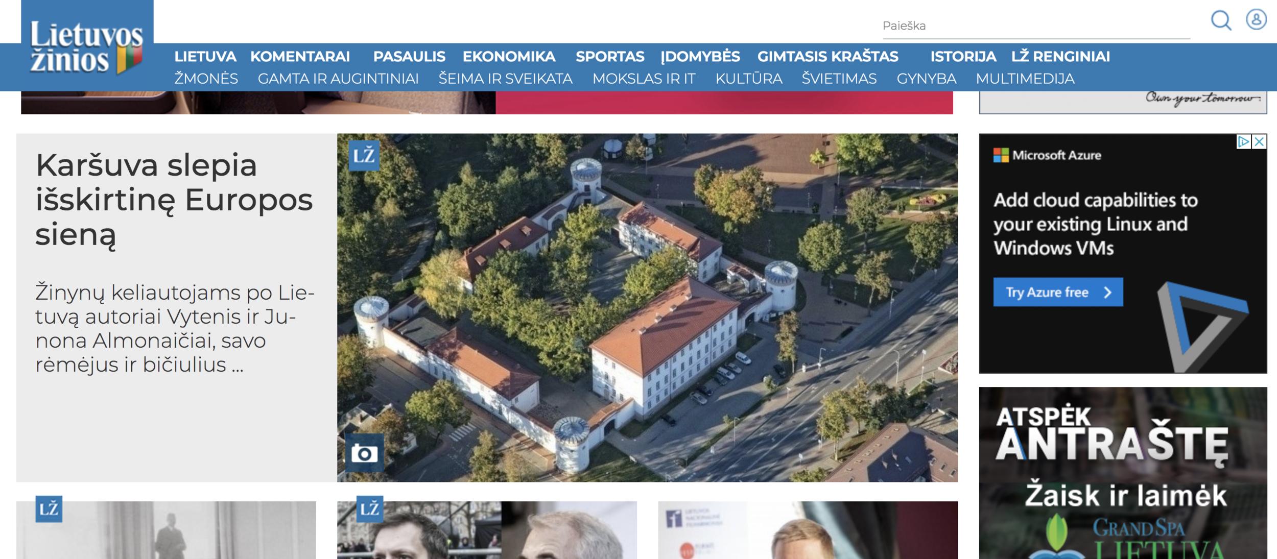 Lietuvos Zinios