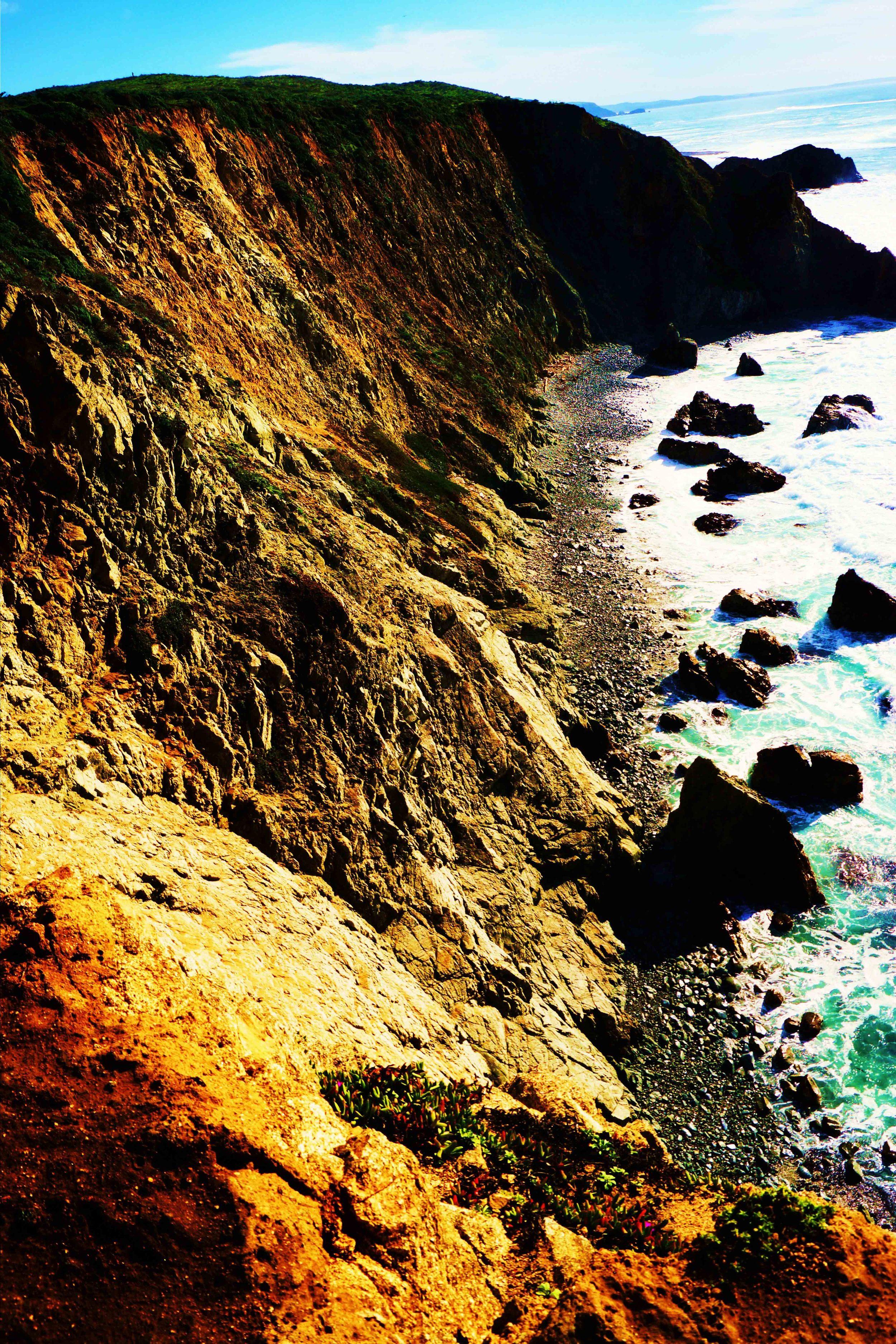 Point Reyes National Seashore, California, January 2013