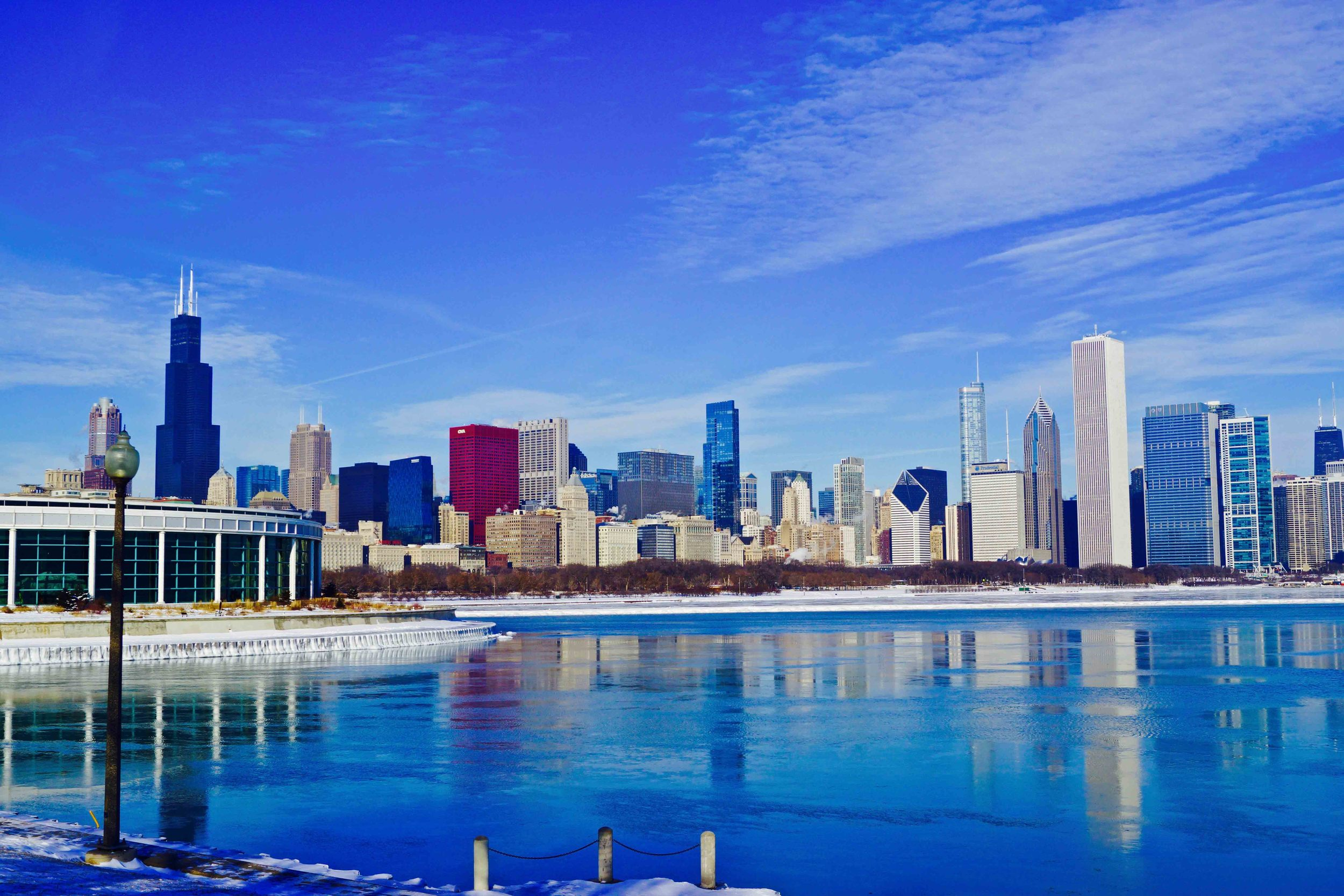 Chicago, January 2015