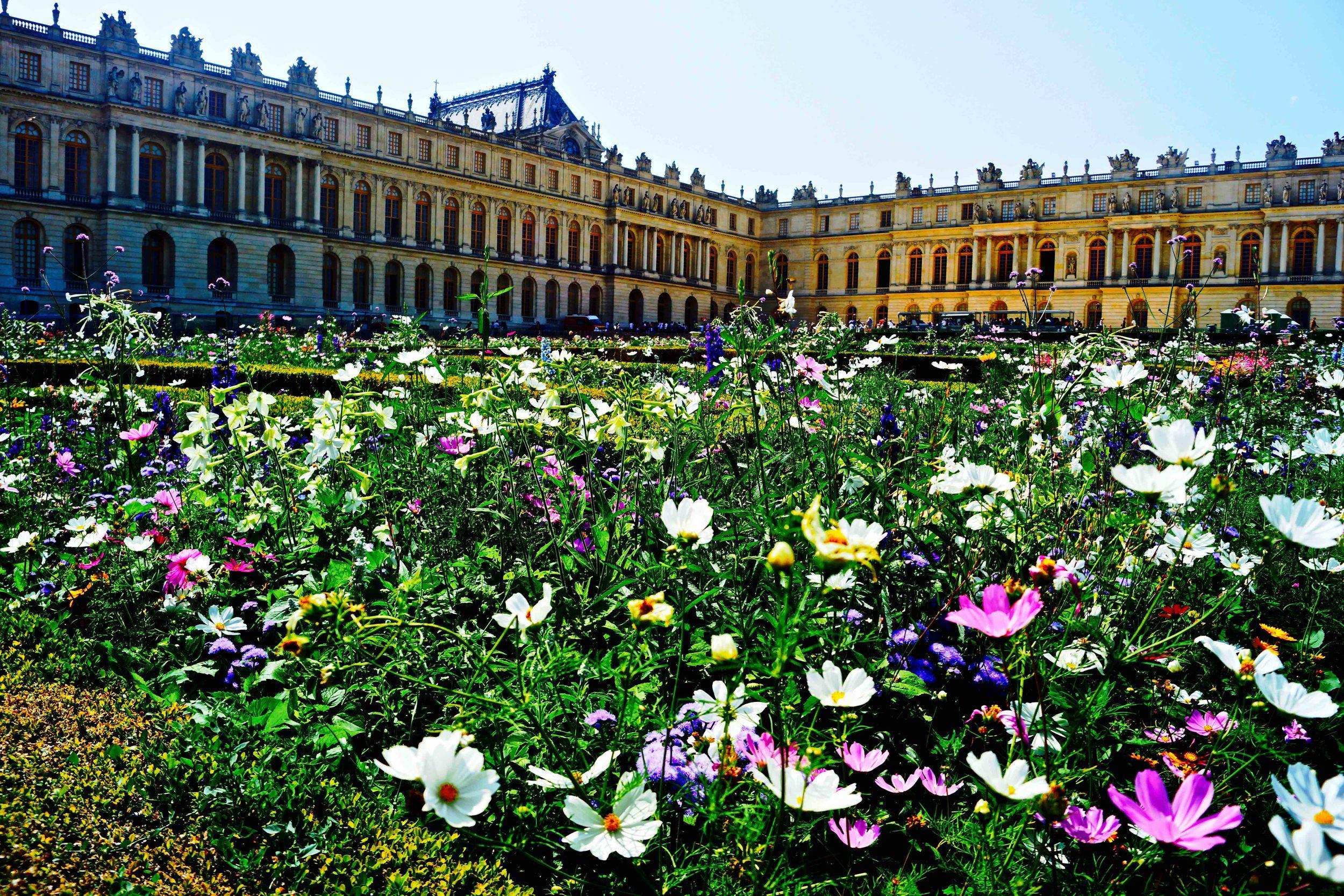 Versailles, France, July 2015