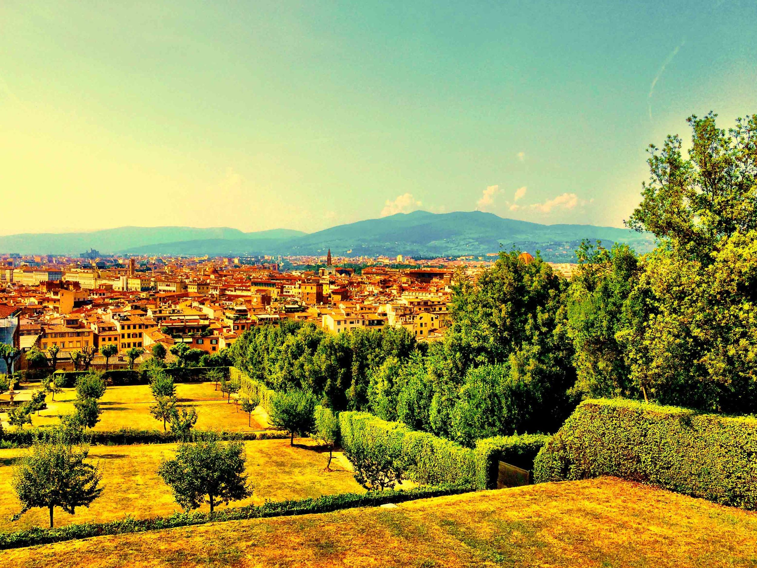 Florence, July 2015